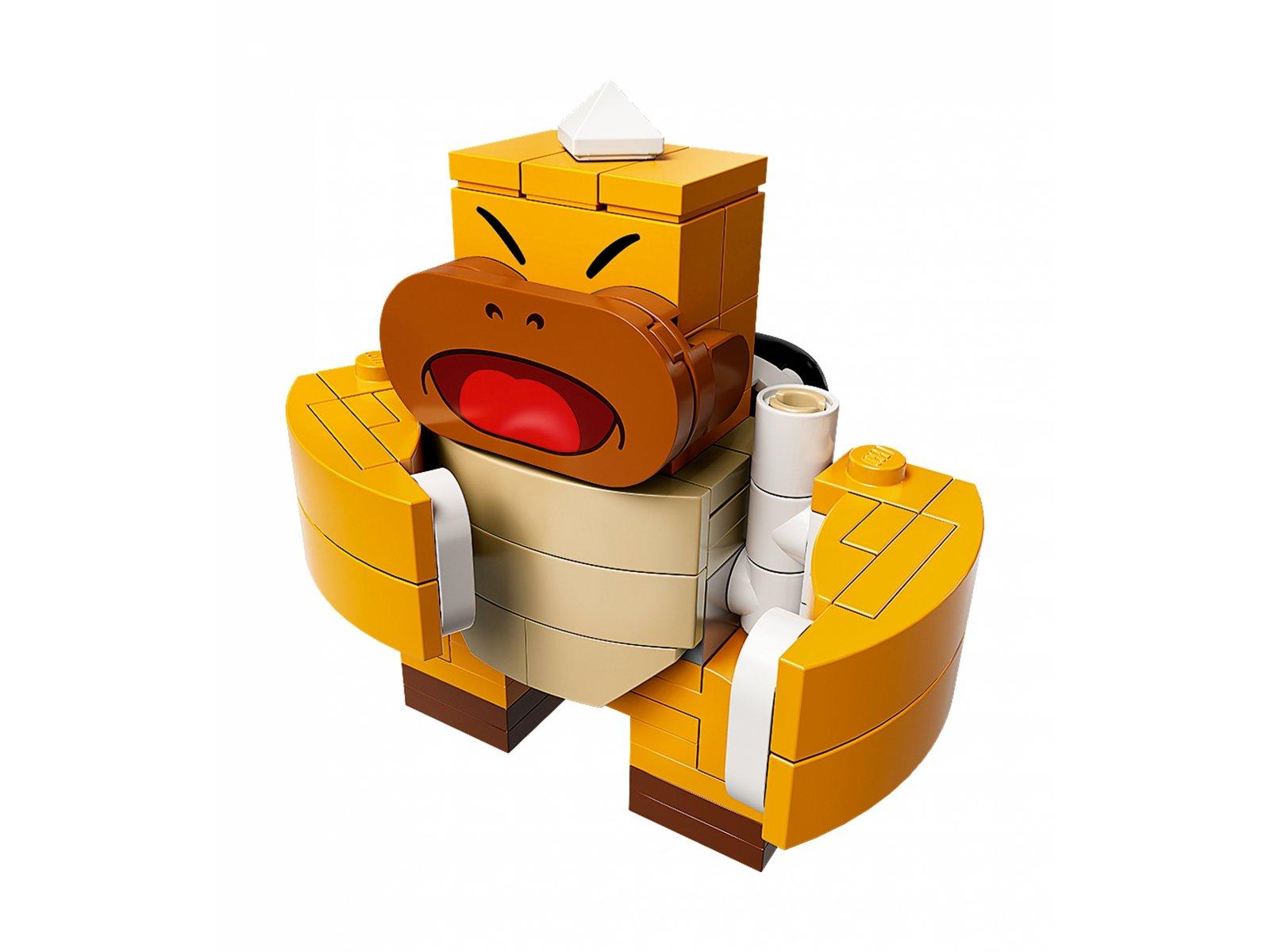LEGO Super Mario 71388 Boss Sumo Bro i przewracana wieża — zestaw dodatkowy
