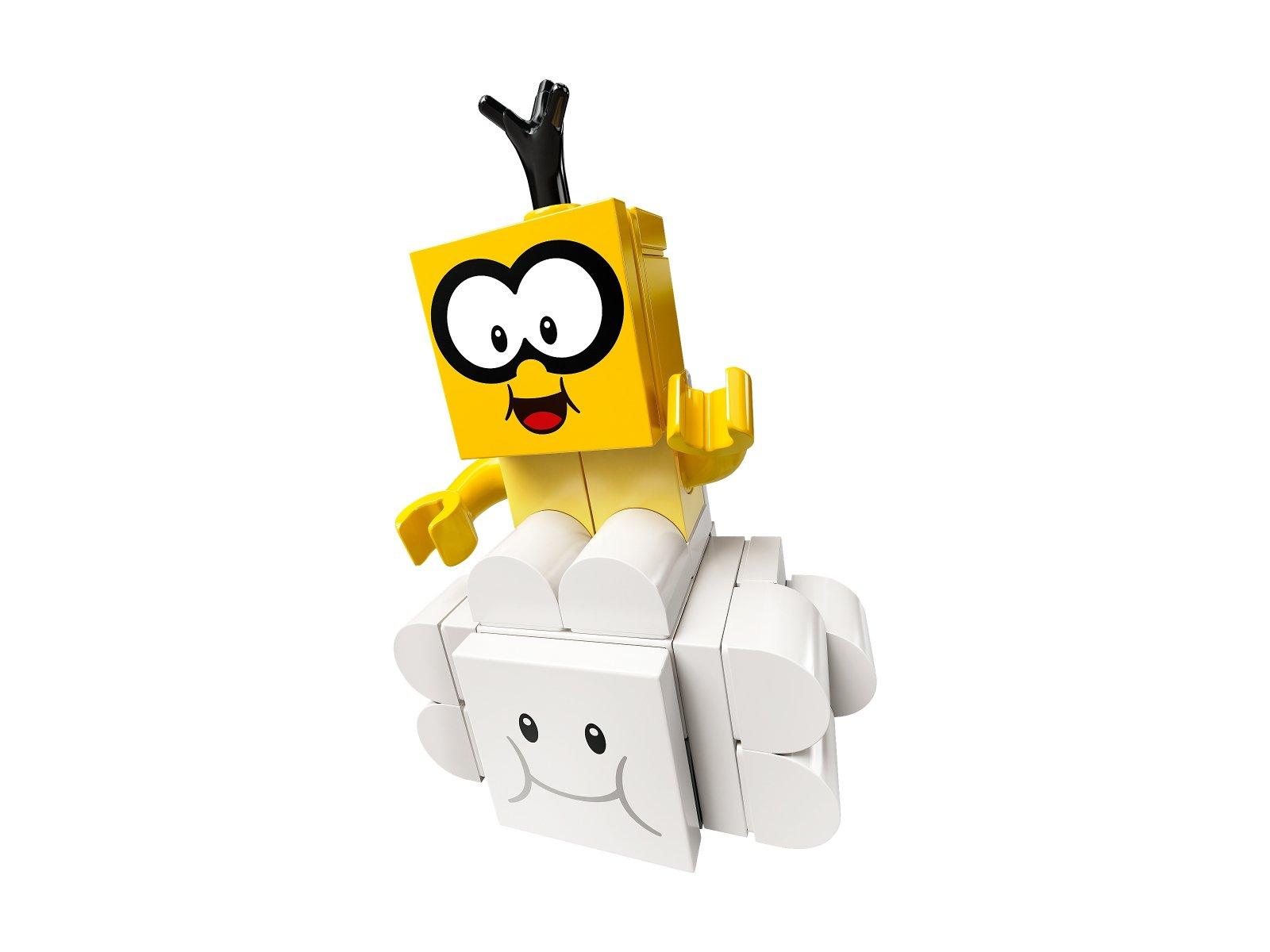 LEGO Super Mario Podniebny świat Lakitu — zestaw dodatkowy 71389