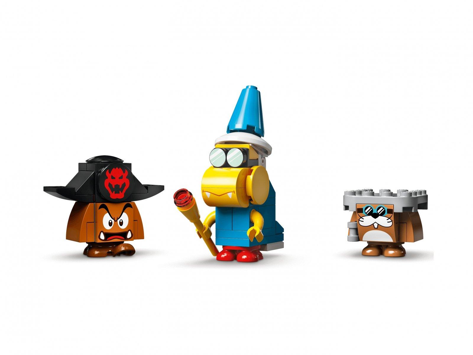 LEGO Super Mario 71391 Sterowiec Bowsera — zestaw dodatkowy