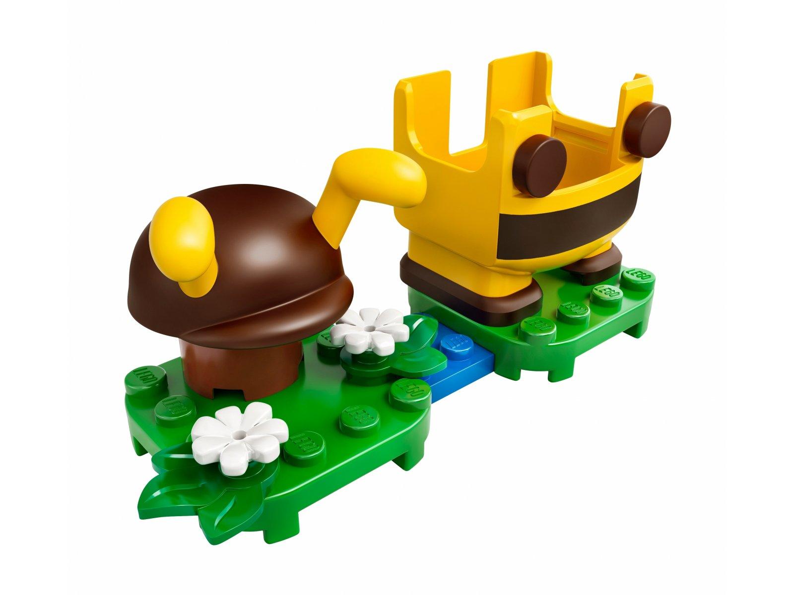 LEGO 71393 Super Mario Mario pszczoła — ulepszenie