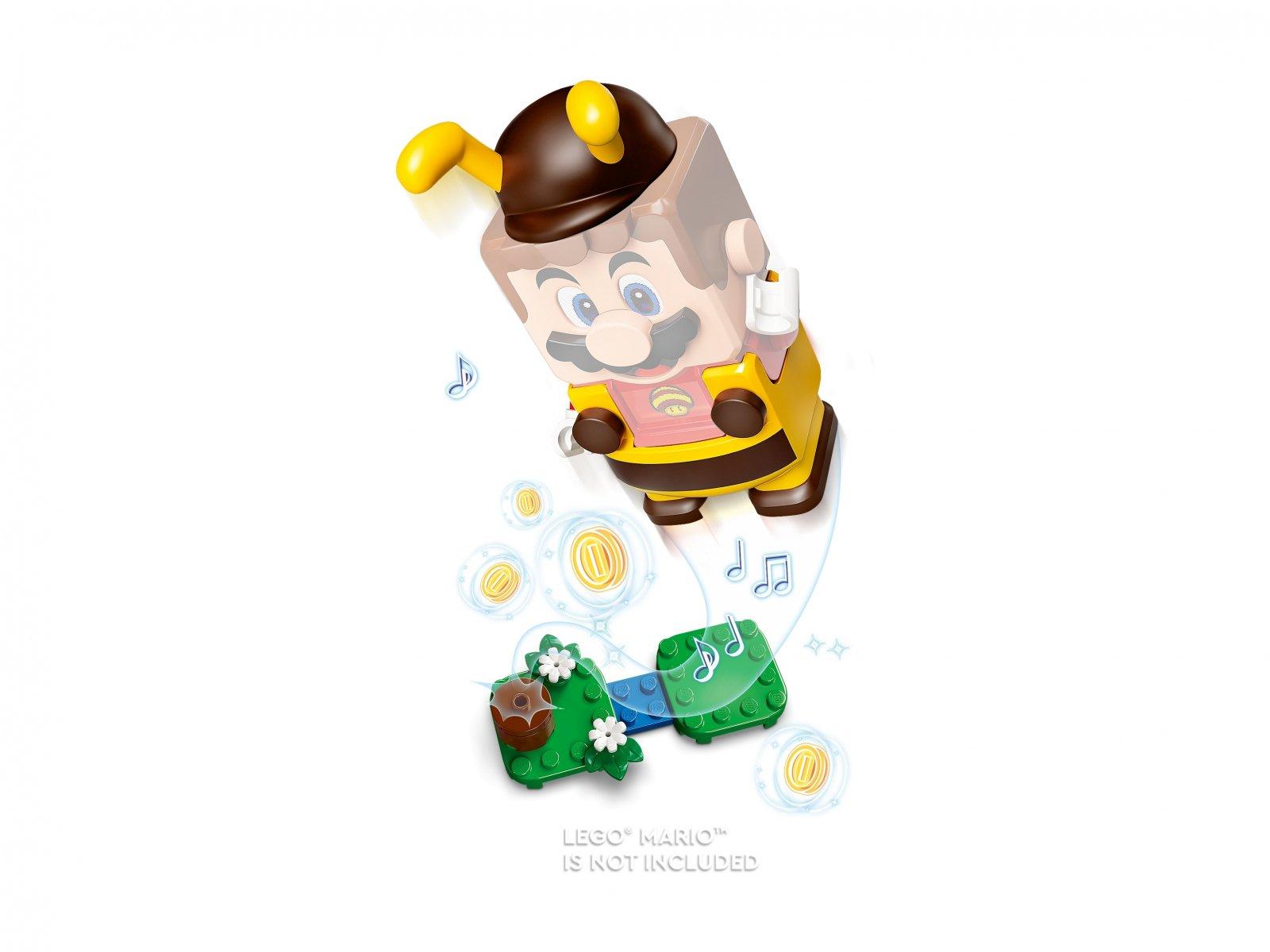 LEGO Super Mario Mario pszczoła — ulepszenie 71393