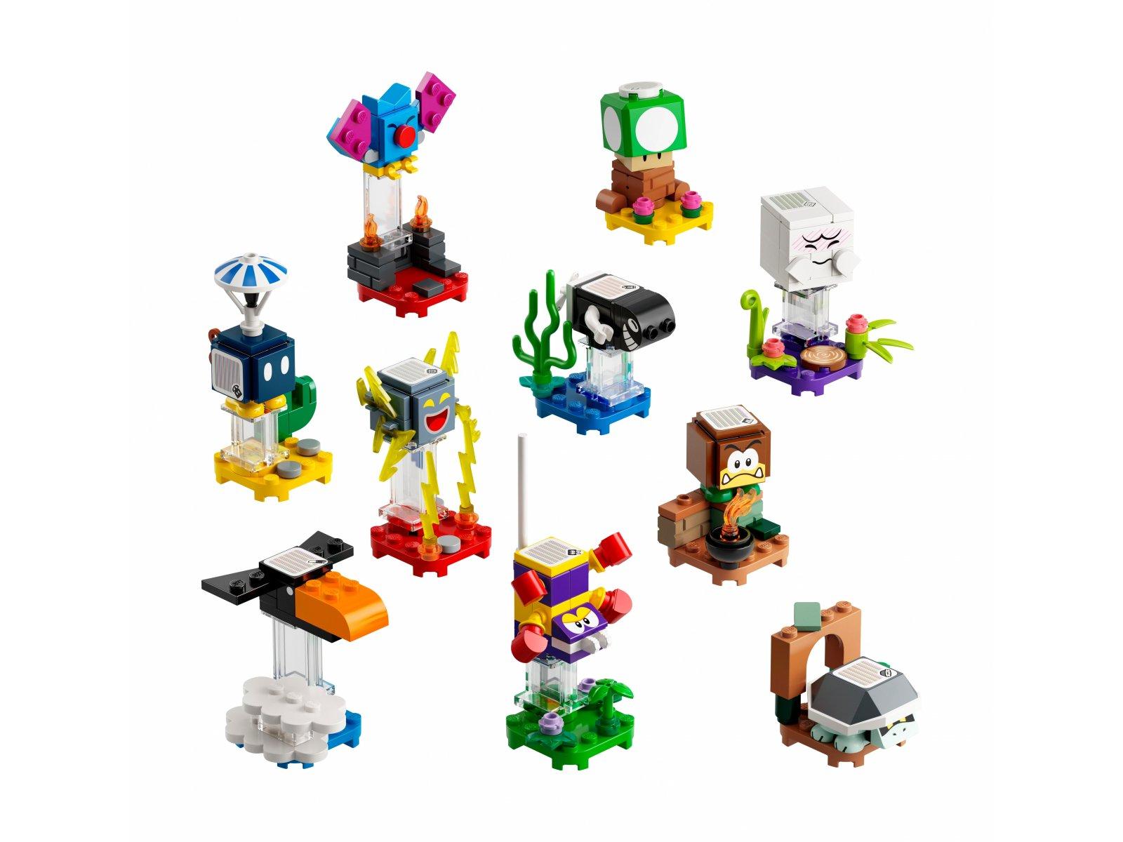 LEGO 71394 Zestawy postaci — seria 3
