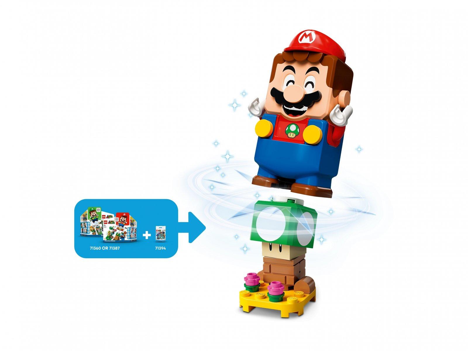 LEGO 71394 Super Mario Zestawy postaci — seria 3