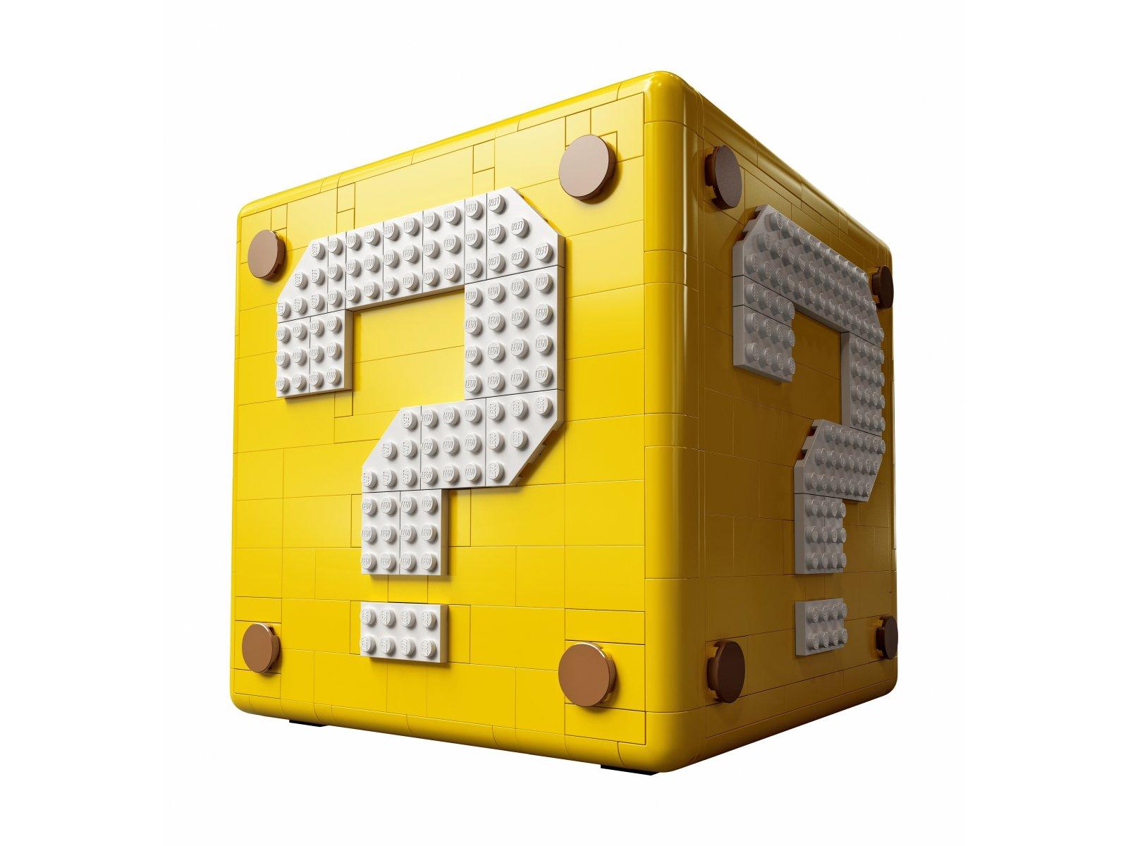 LEGO Super Mario 71395 Pytajnikowy blok Super Mario 64™