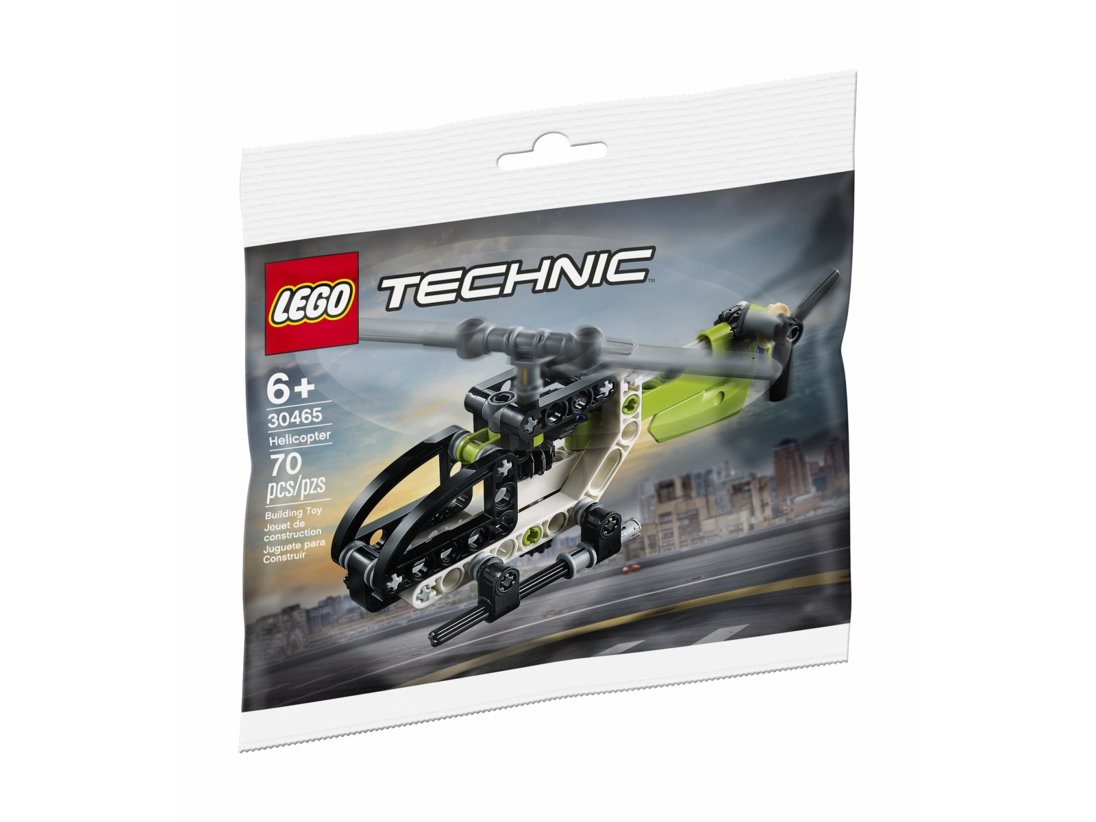 LEGO 30465 Technic Helikopter