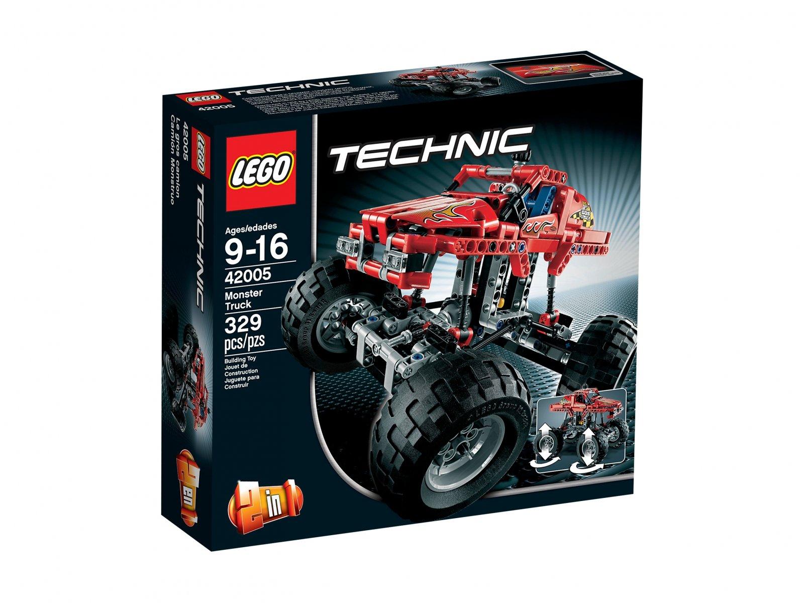 LEGO Technic Monster truck 42005