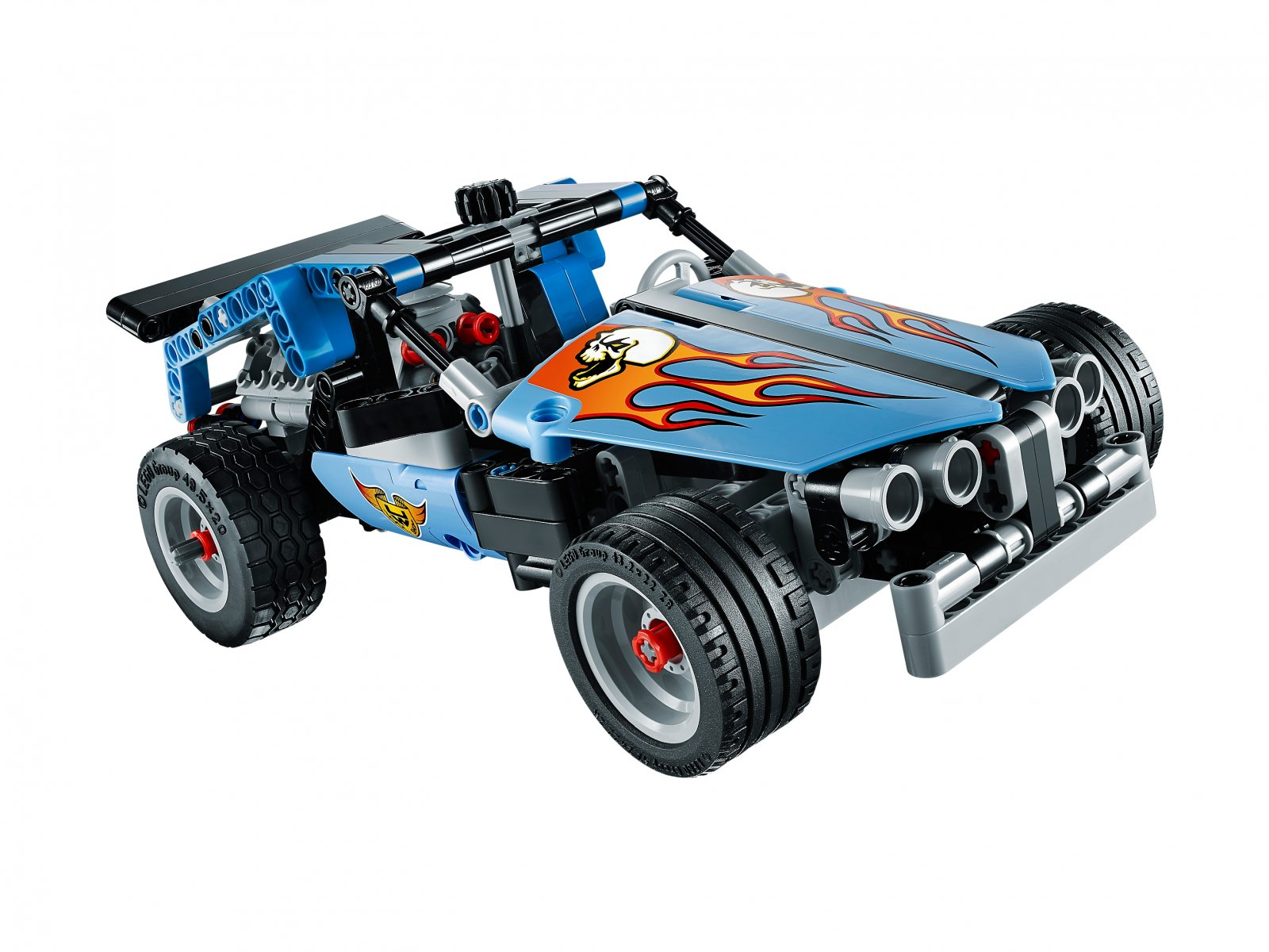 LEGO Technic Hot rod 42022