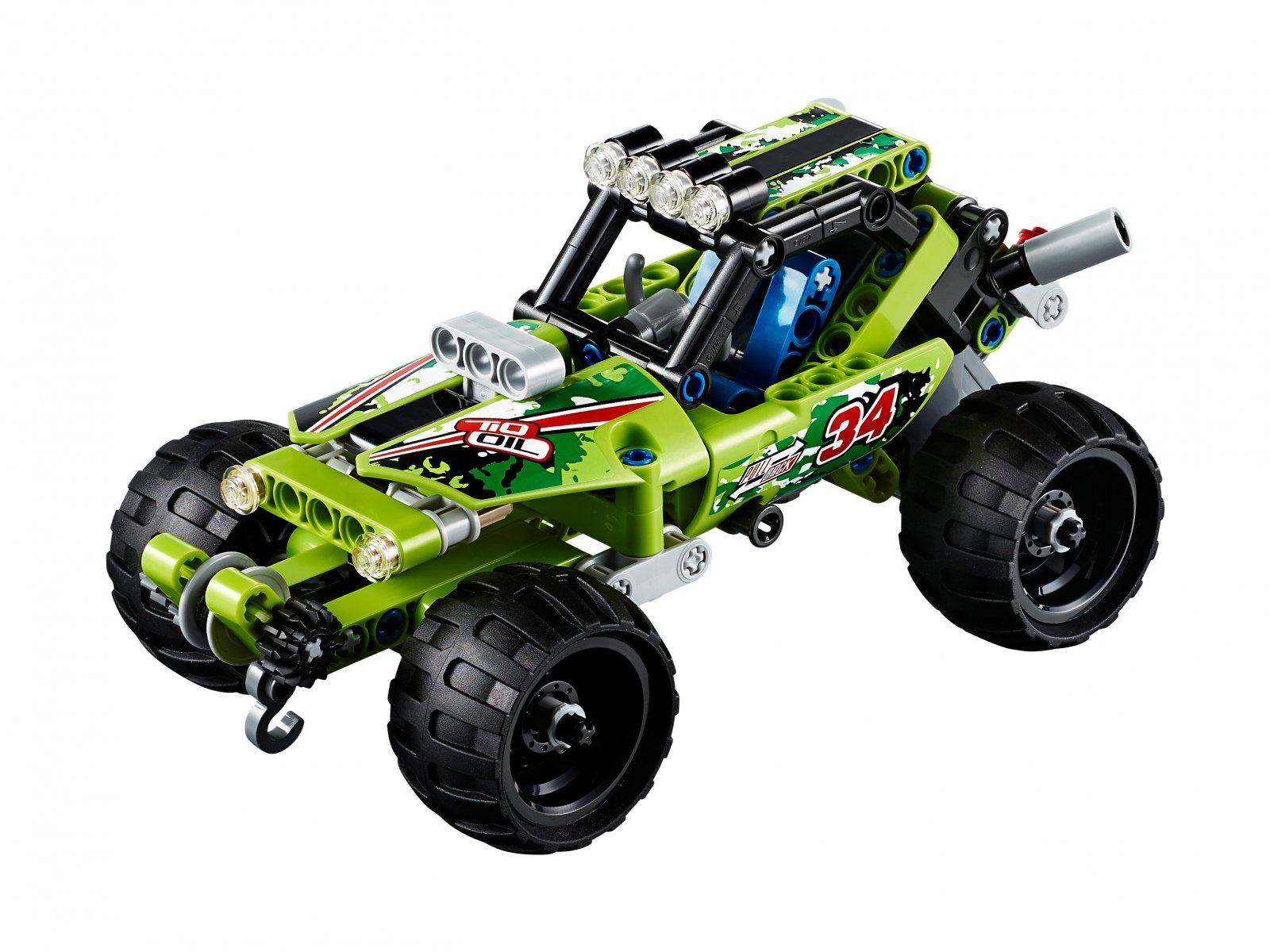 LEGO Technic Pustynna wyścigówka