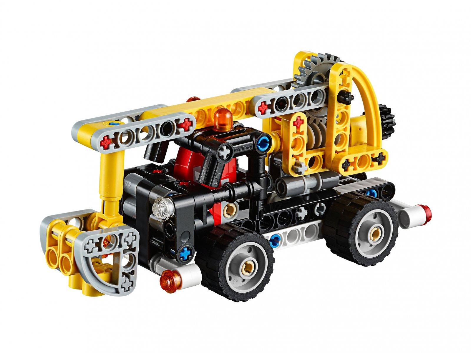 LEGO Technic 42031 Ciężarówka z wysięgnikiem