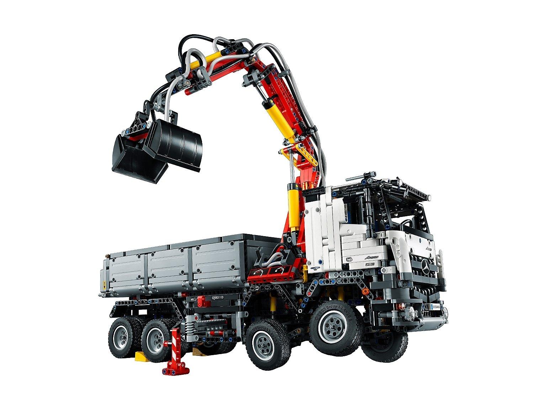 42043 lego technic mercedes benz arocs 3245. Black Bedroom Furniture Sets. Home Design Ideas