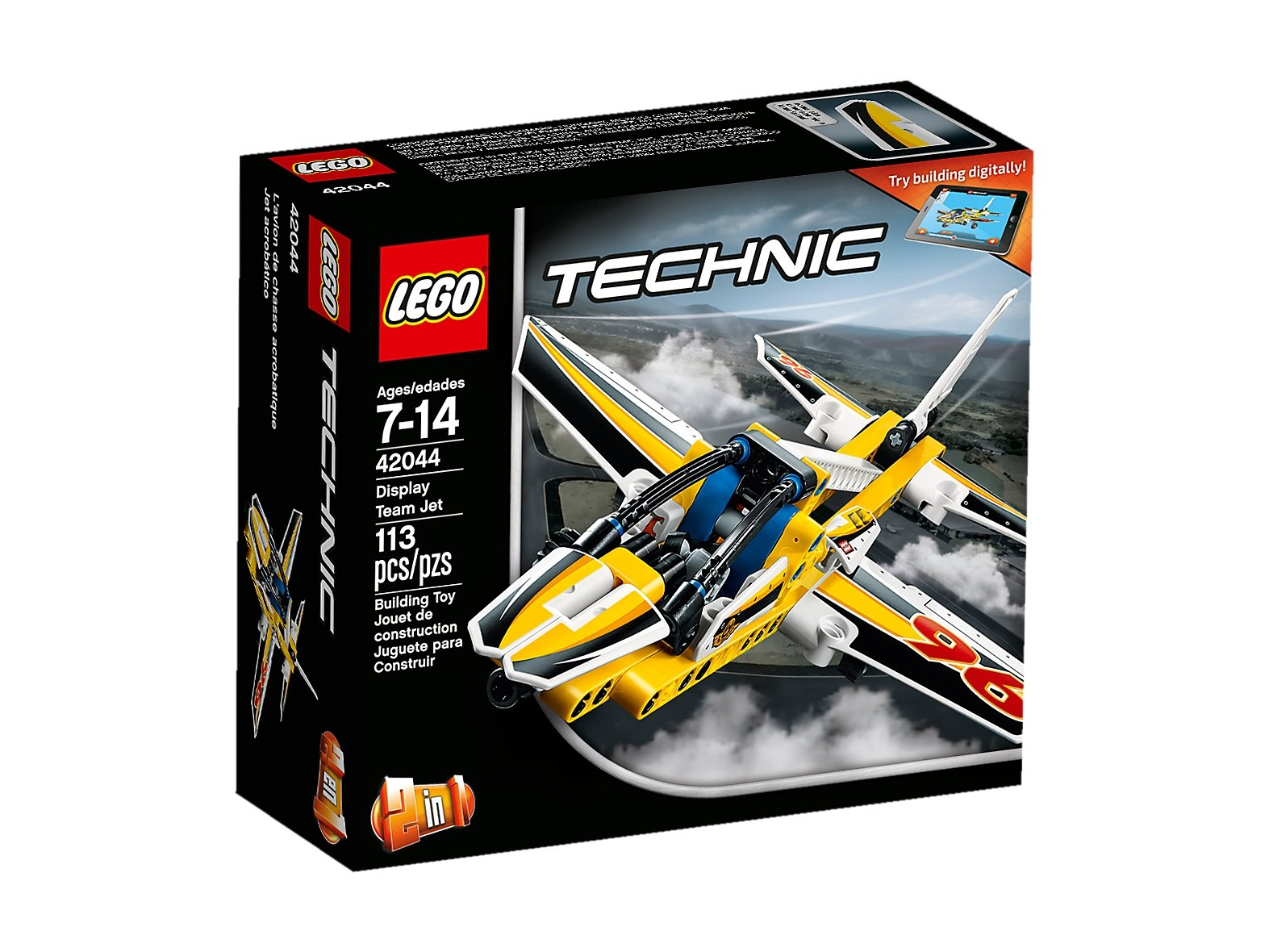 LEGO Technic Odrzutowiec 42044
