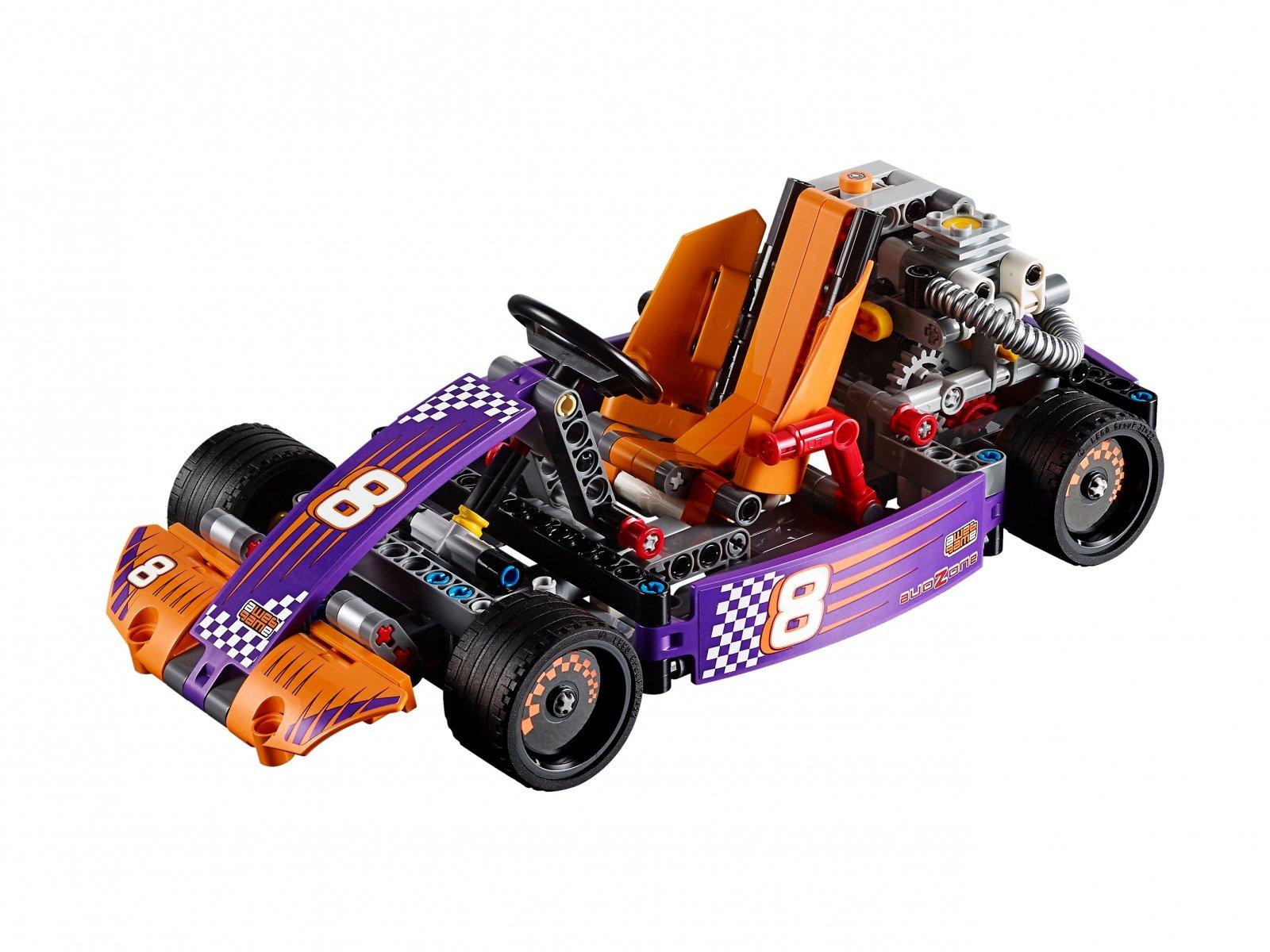 LEGO Technic 42048 Gokart