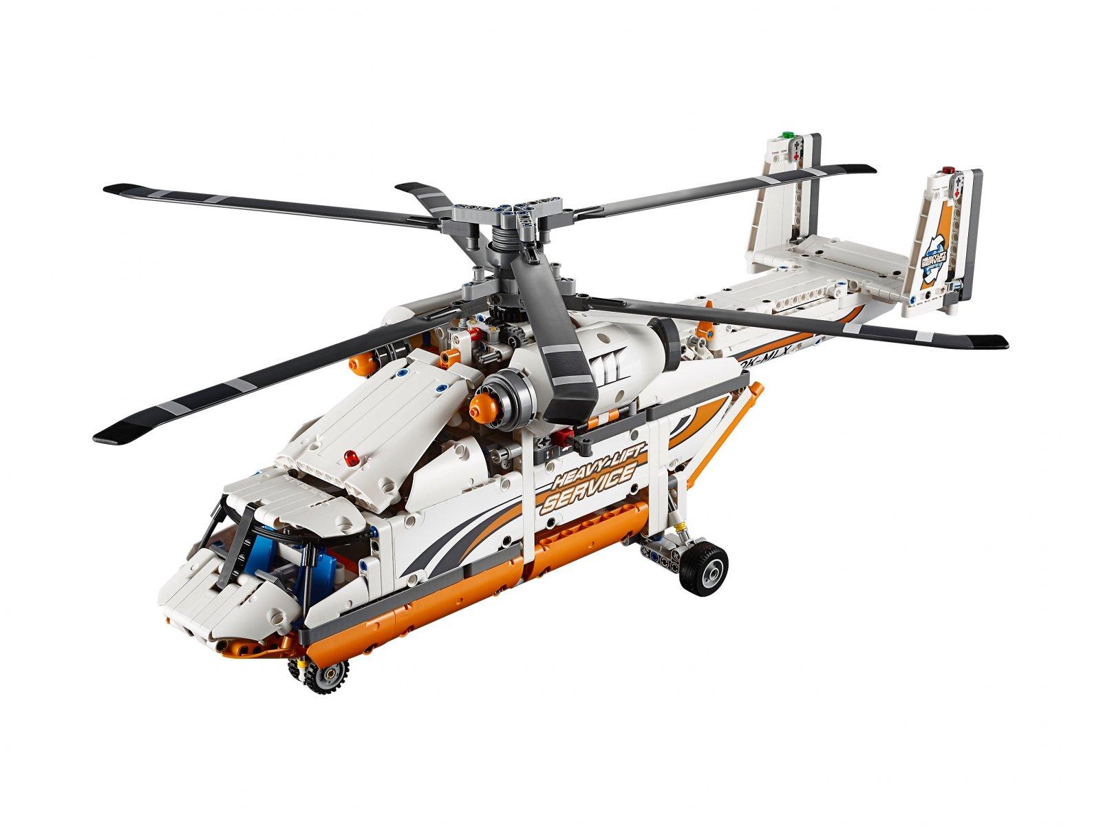 LEGO 42052 Technic Śmigłowiec towarowy