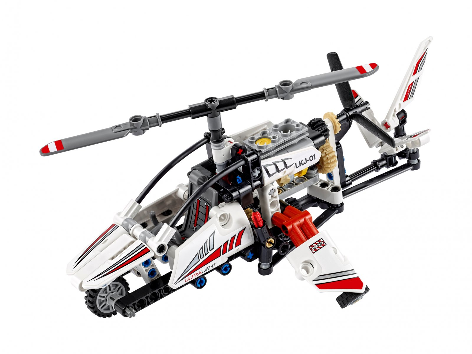 LEGO Technic Ultralekki helikopter