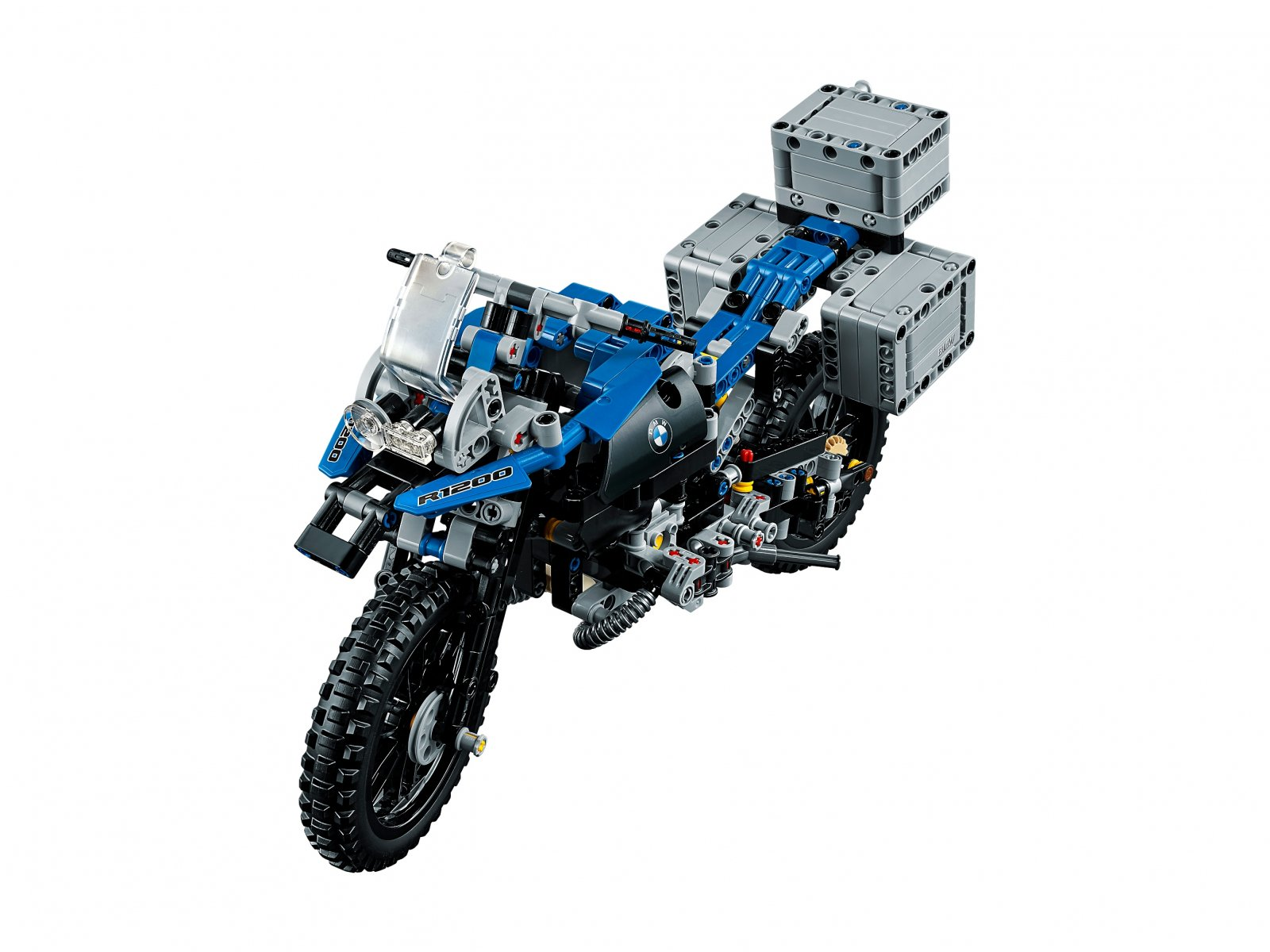 42063 lego technic bmw r 1200 gs adventure. Black Bedroom Furniture Sets. Home Design Ideas