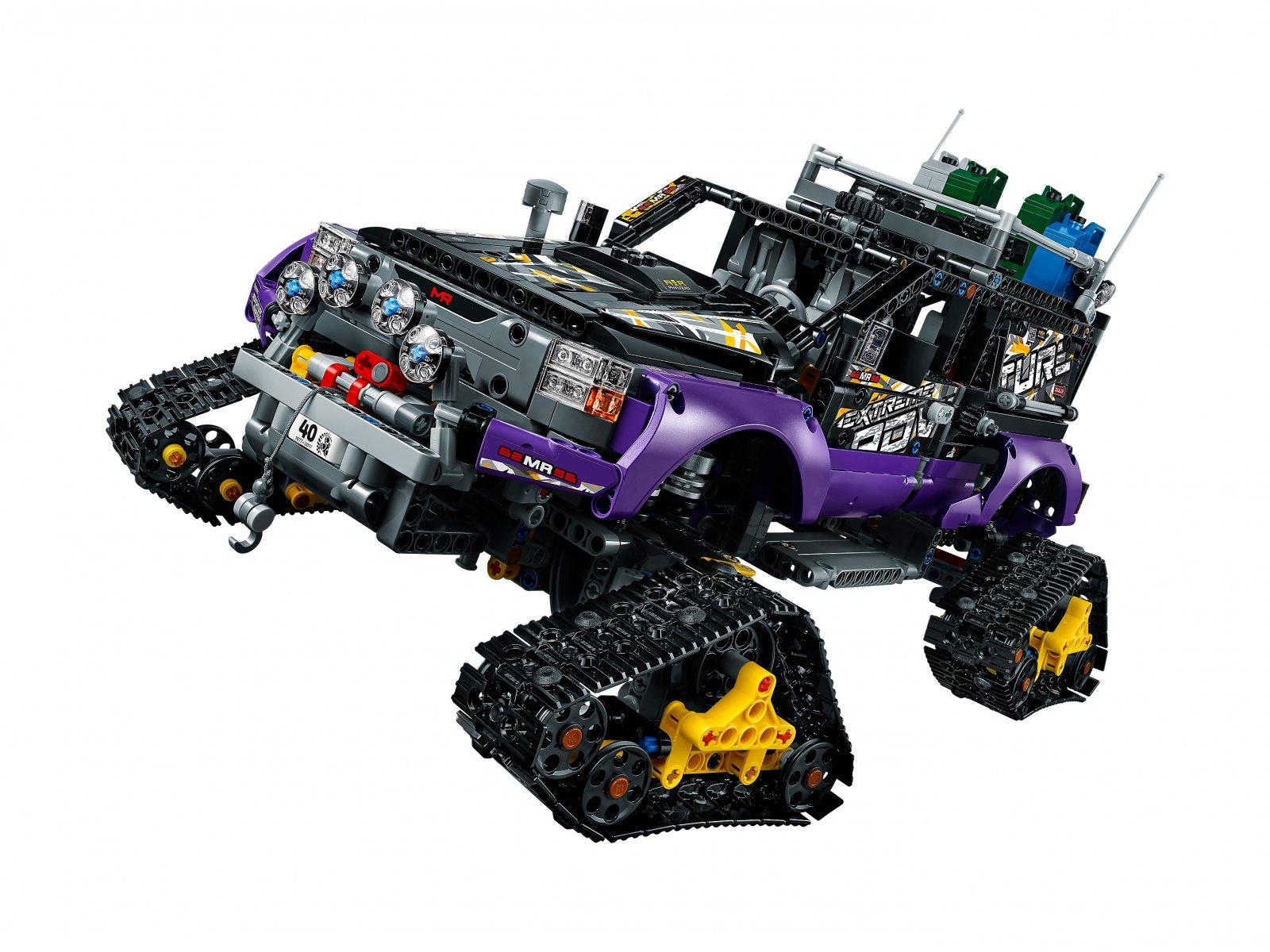 LEGO Technic Ekstremalna przygoda