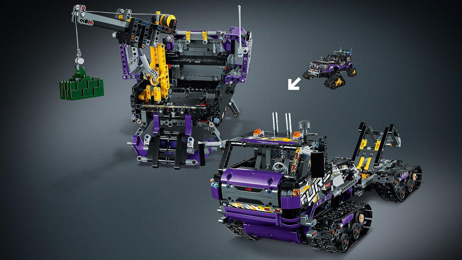 LEGO Technic 42069 Ekstremalna przygoda