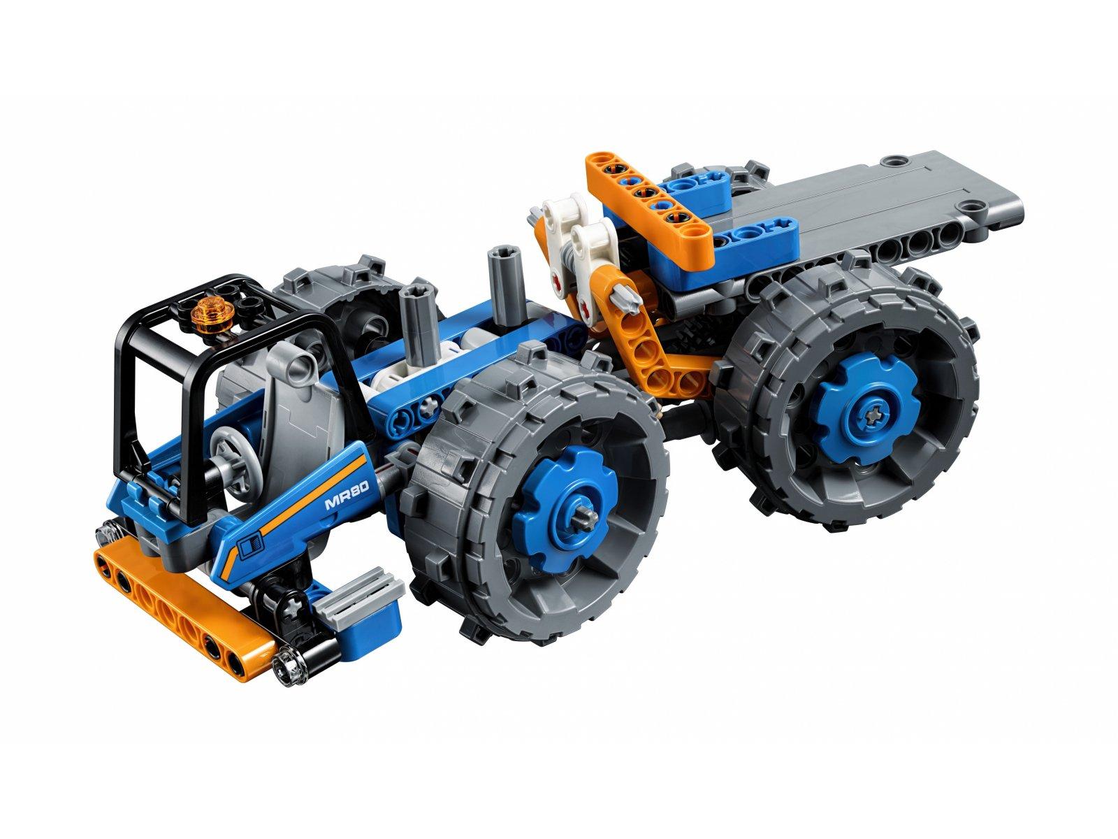 LEGO Technic Spycharka