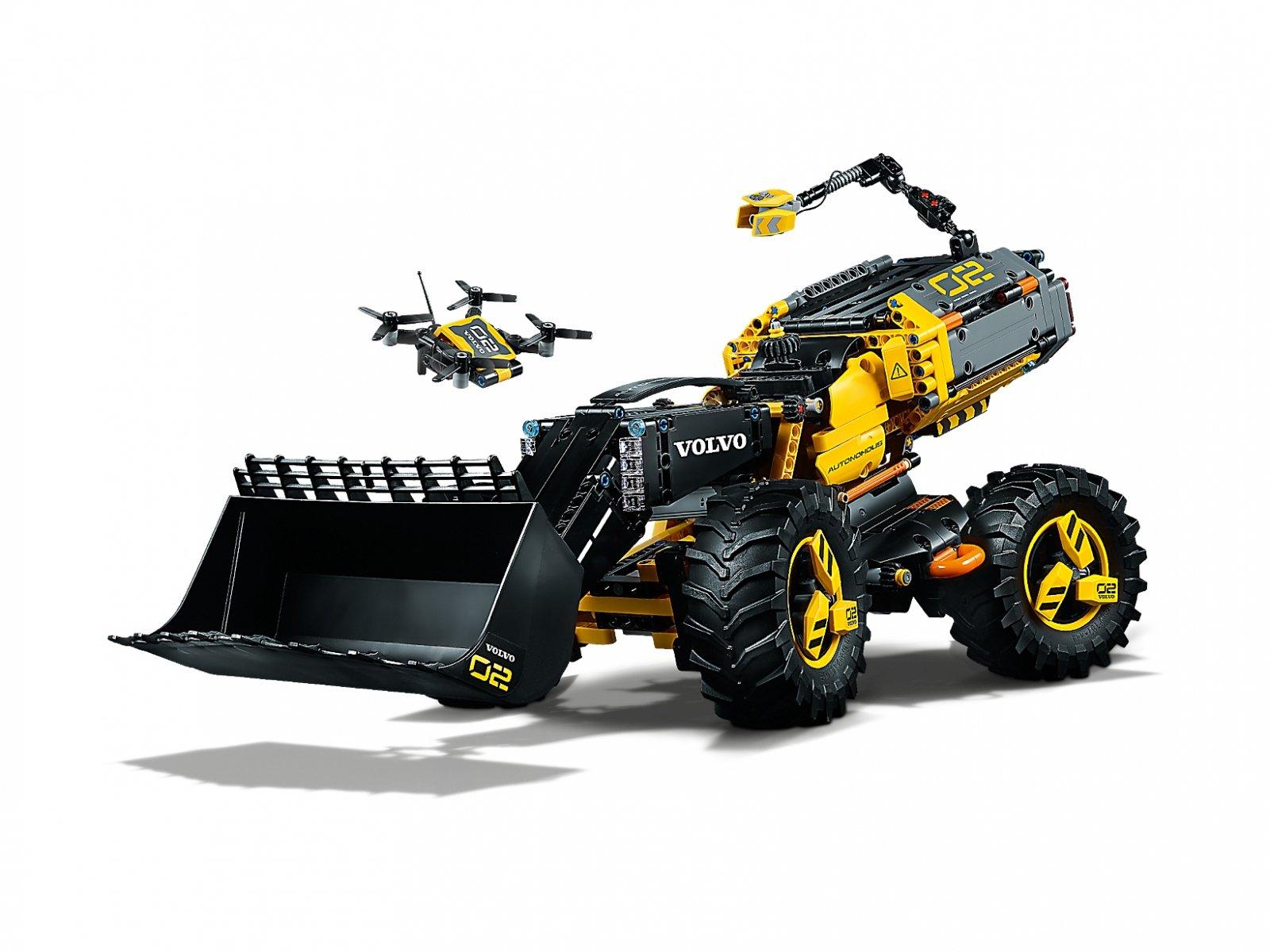 LEGO Technic Volvo ładowarka kołowa ZEUX
