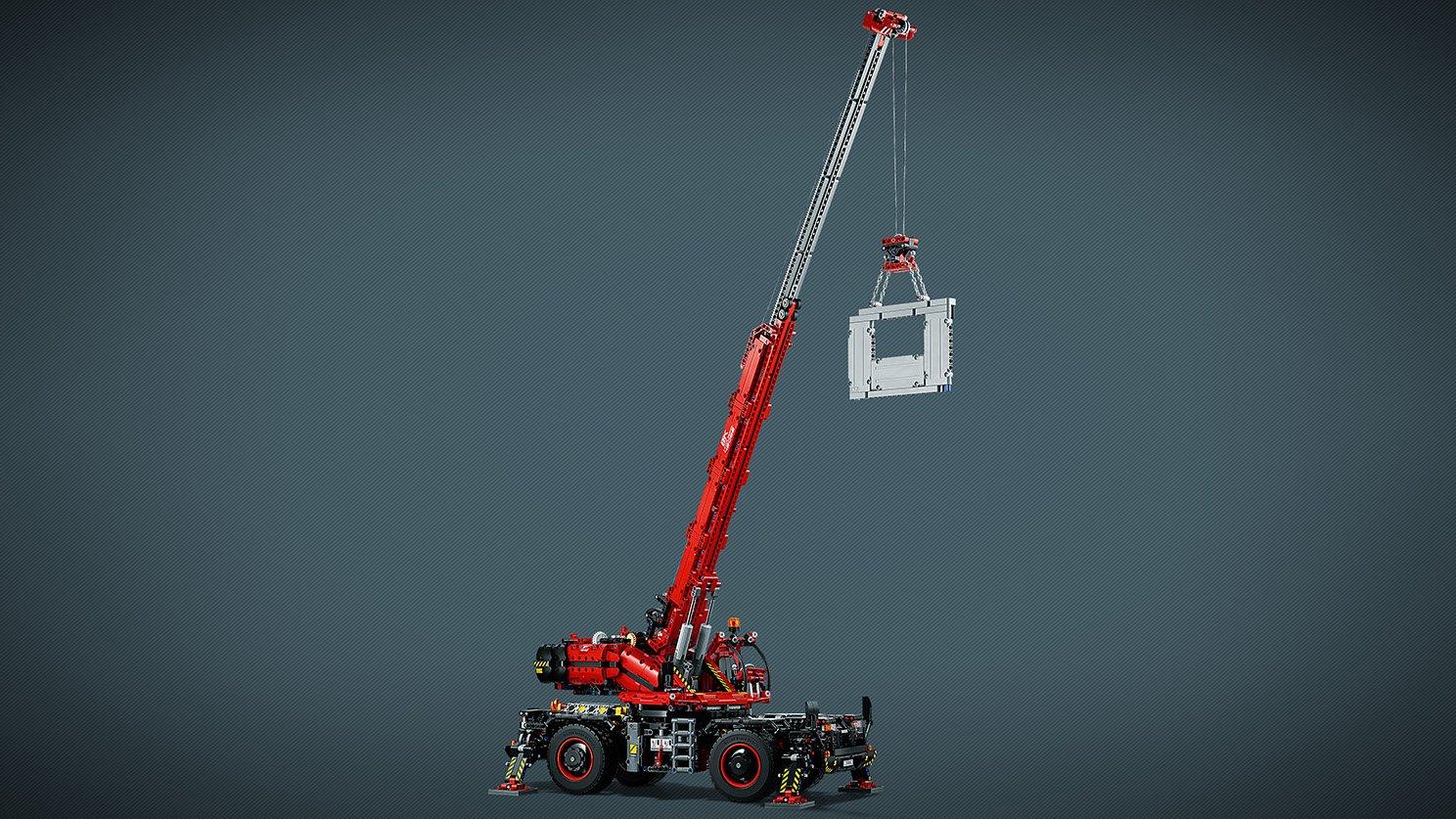 LEGO 42082 Technic Dźwig