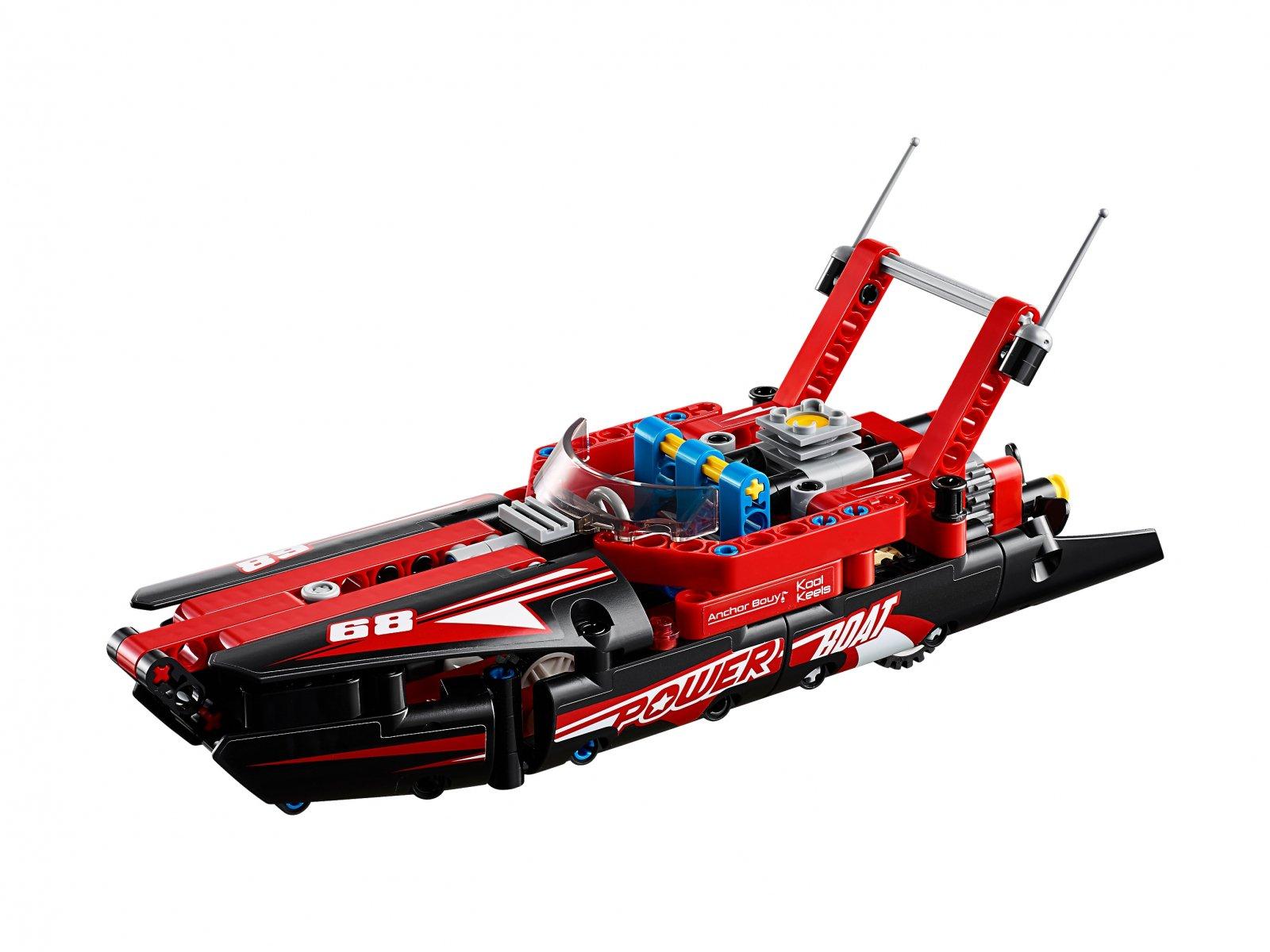 LEGO Technic Motorówka 42089