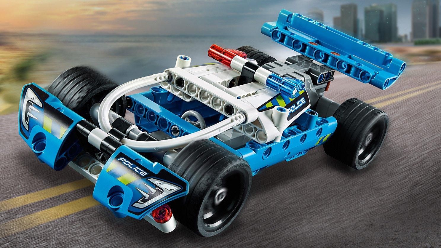 LEGO 42091 Technic Policyjny pościg