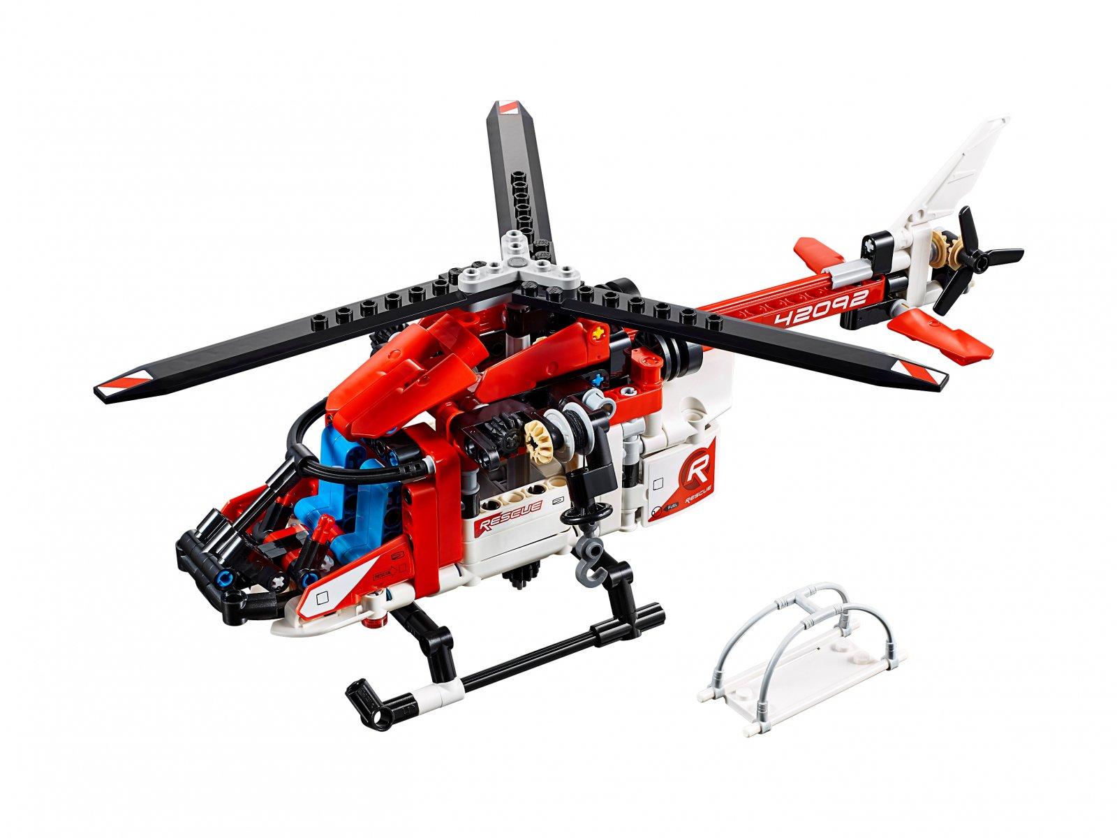 LEGO Technic Helikopter ratunkowy