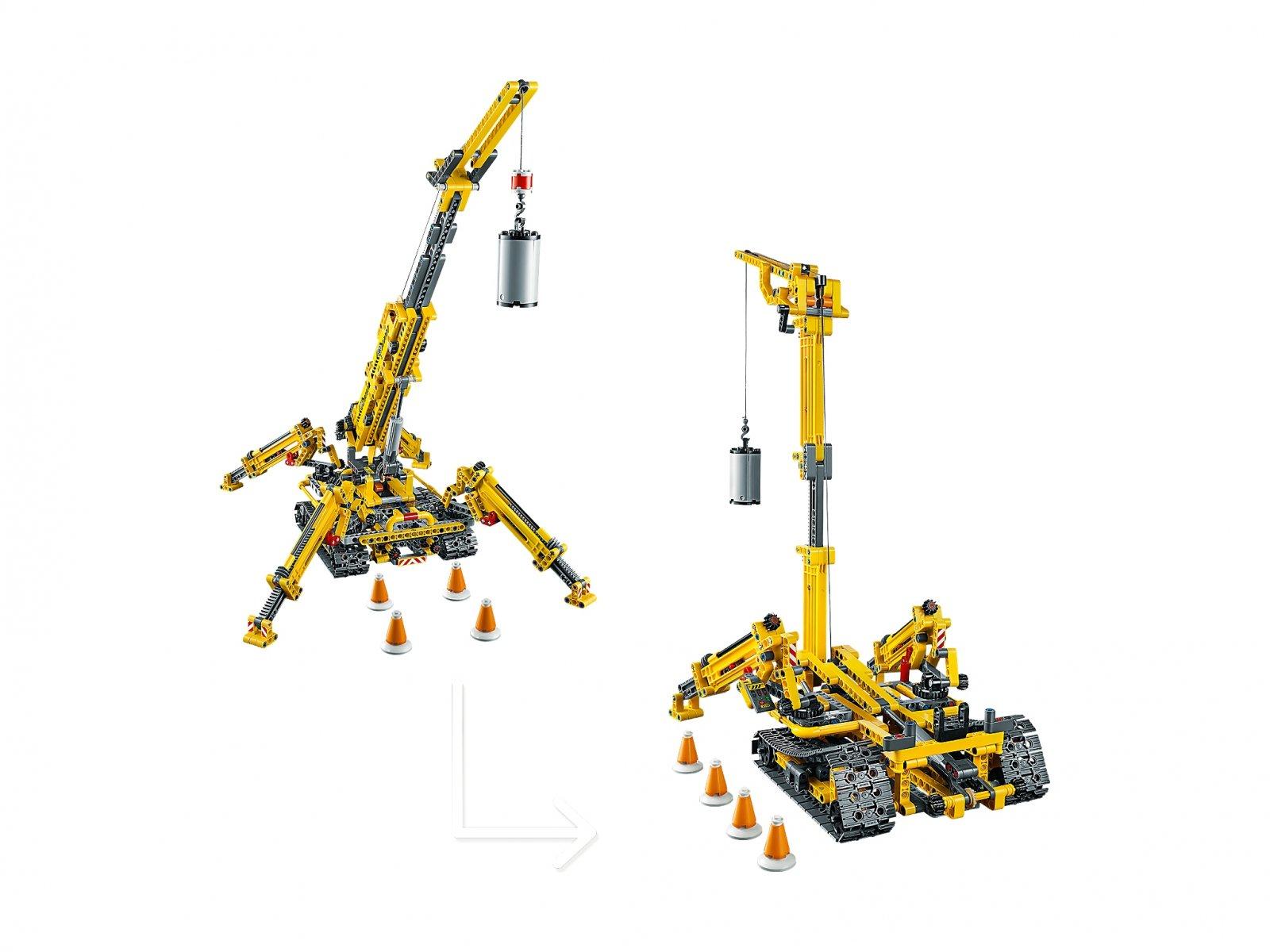 LEGO 42097 Technic Żuraw typu pająk