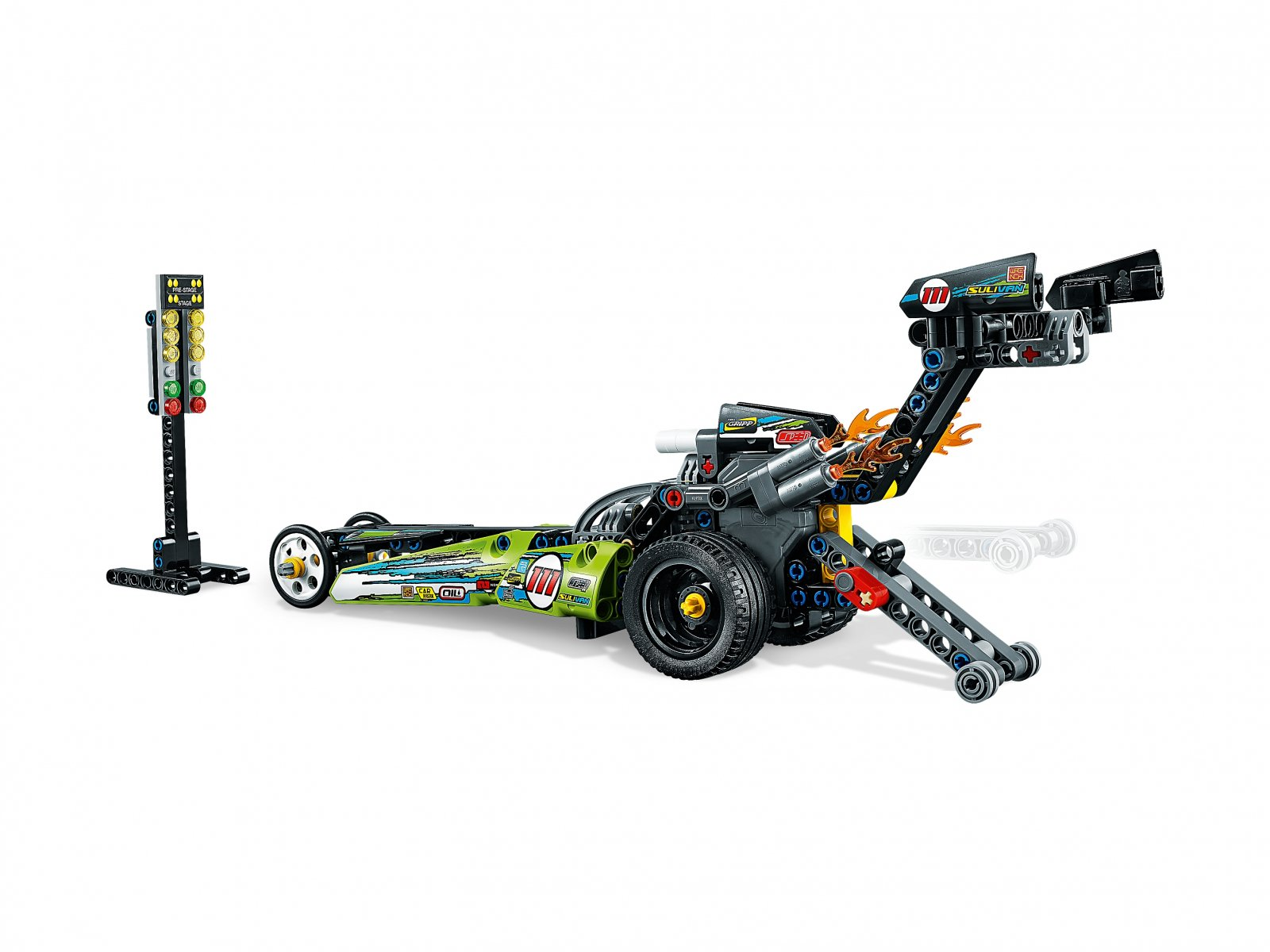 LEGO 42103 Technic Dragster