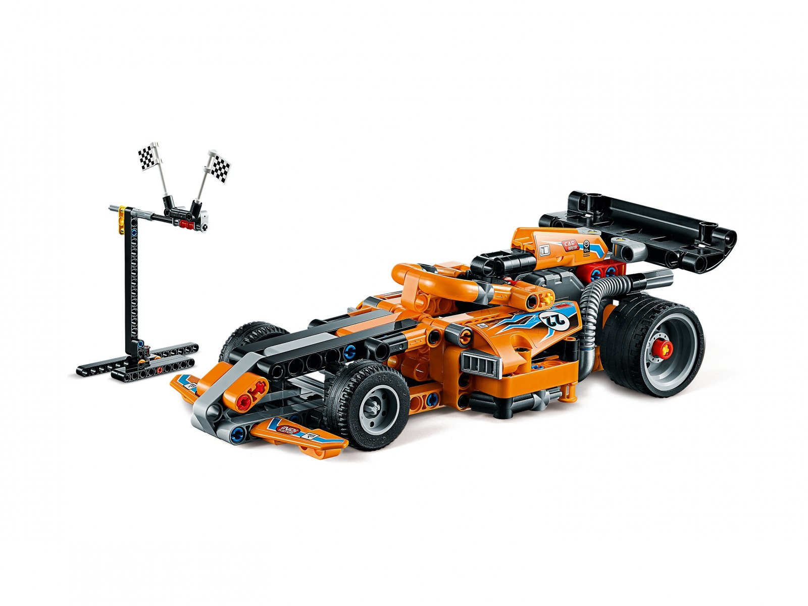 LEGO Technic Ciężarówka wyścigowa 42104