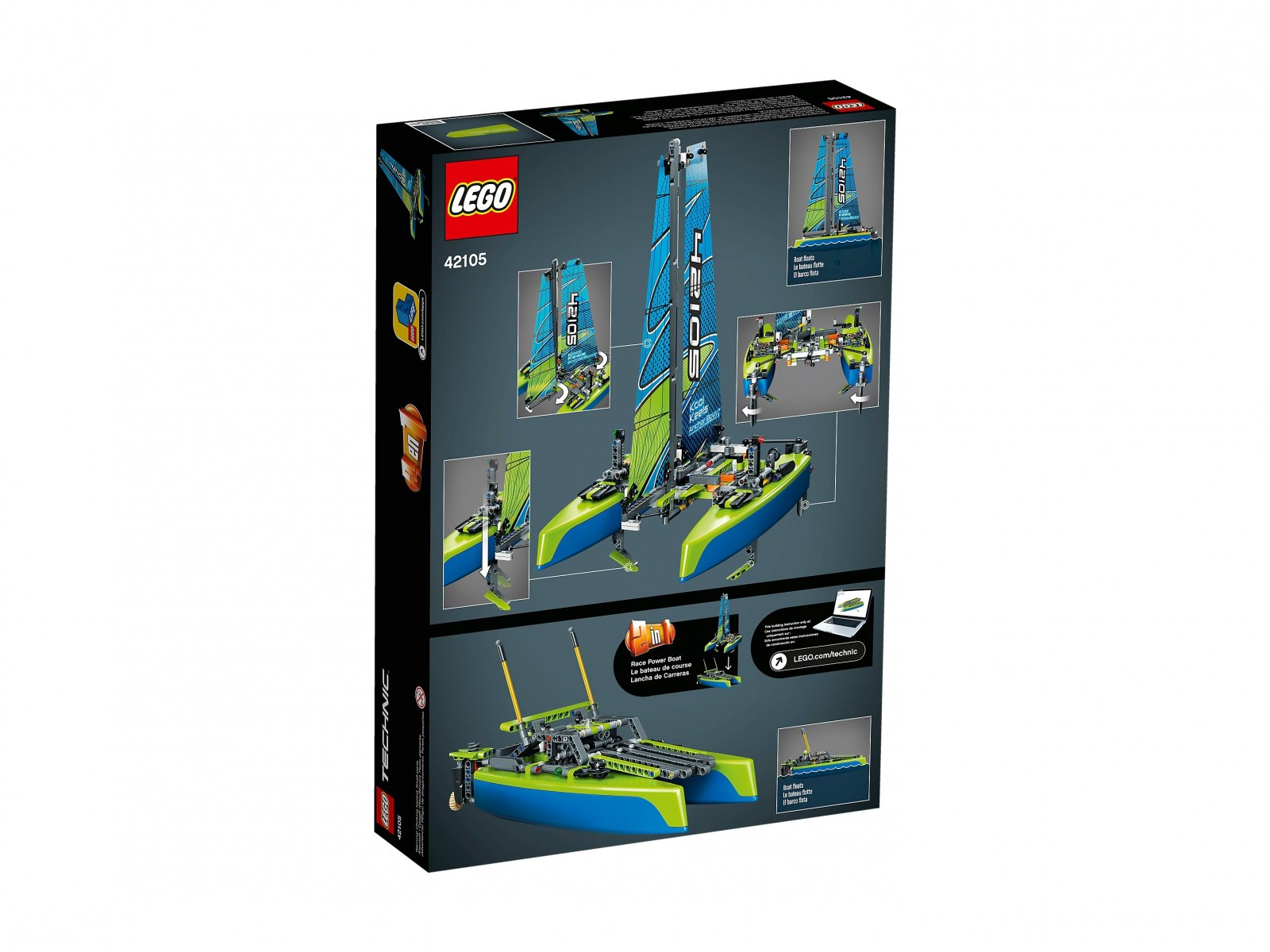 LEGO 42105 Technic Katamaran