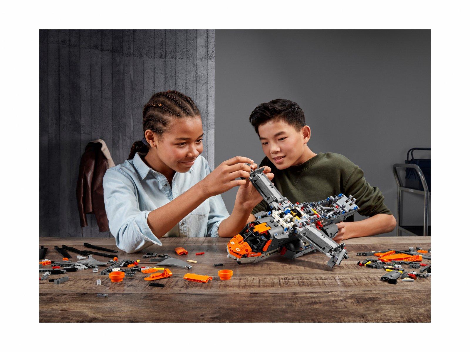 LEGO Technic 42113 Bell™ Boeing™ V-22 Osprey™