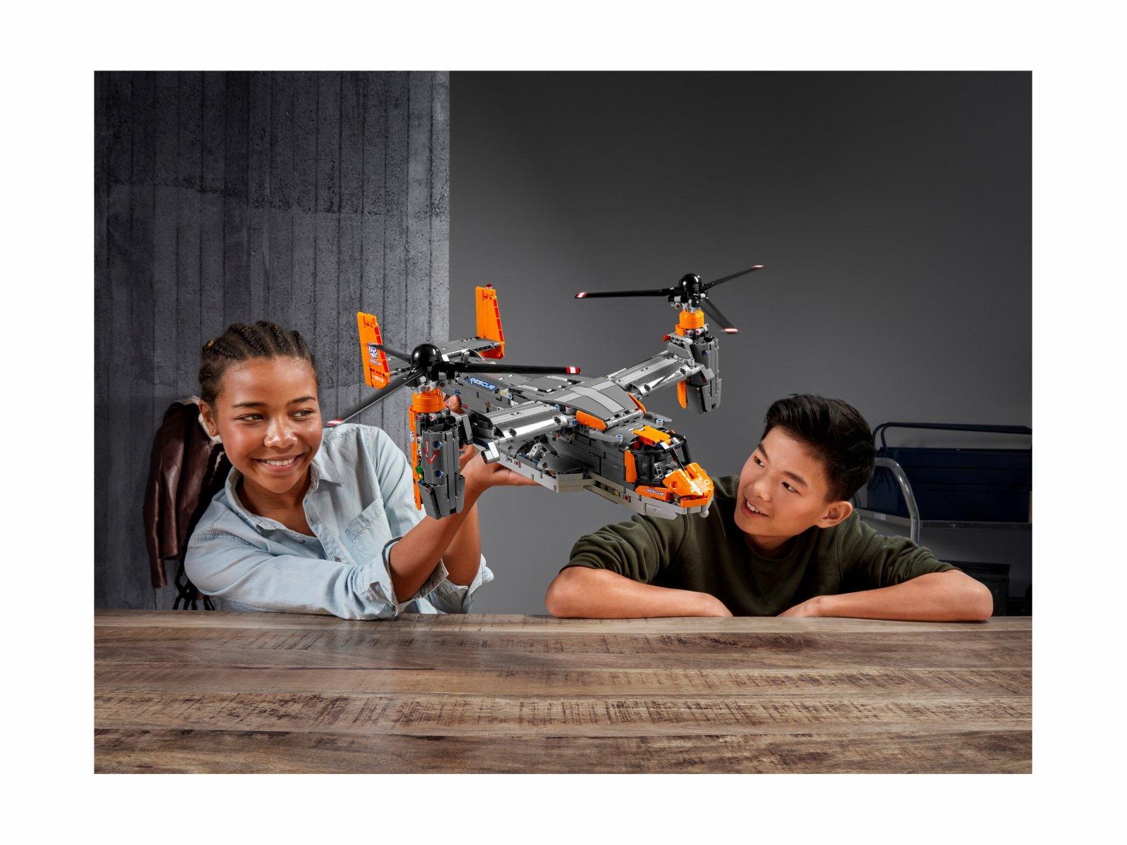 LEGO 42113 Bell™ Boeing™ V-22 Osprey™