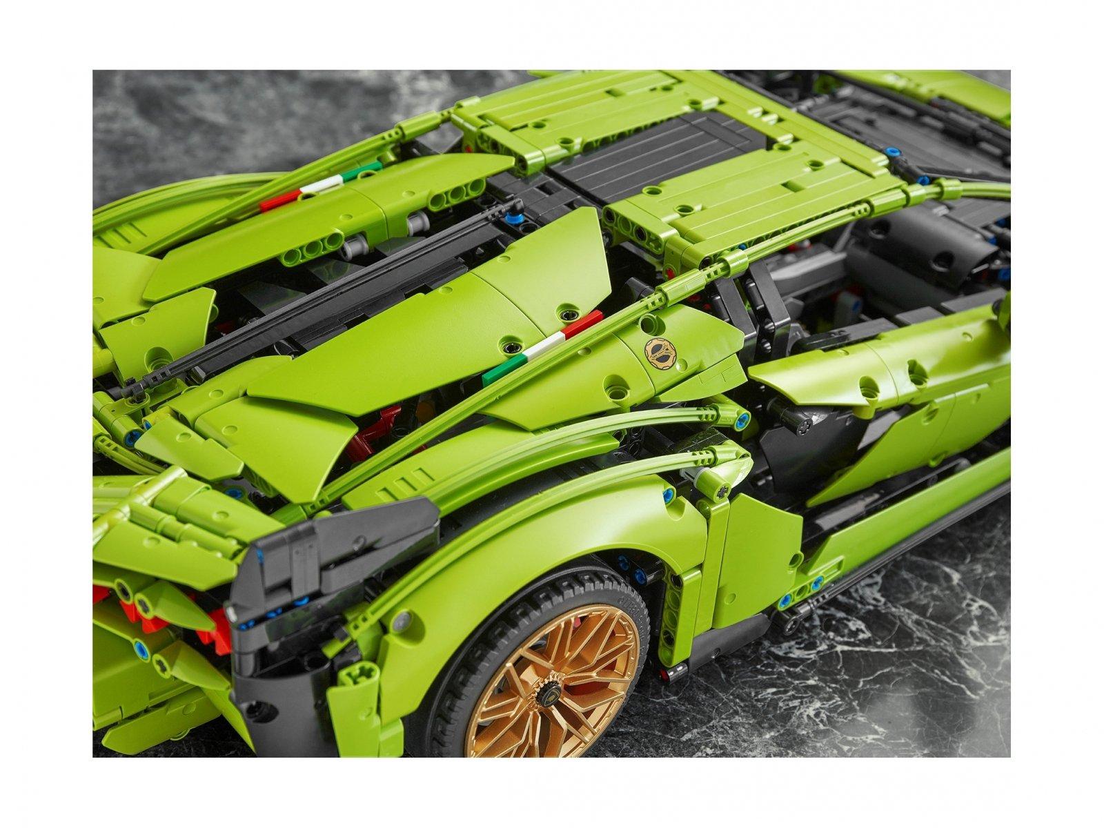 LEGO Technic Lamborghini Sián FKP 37 42115