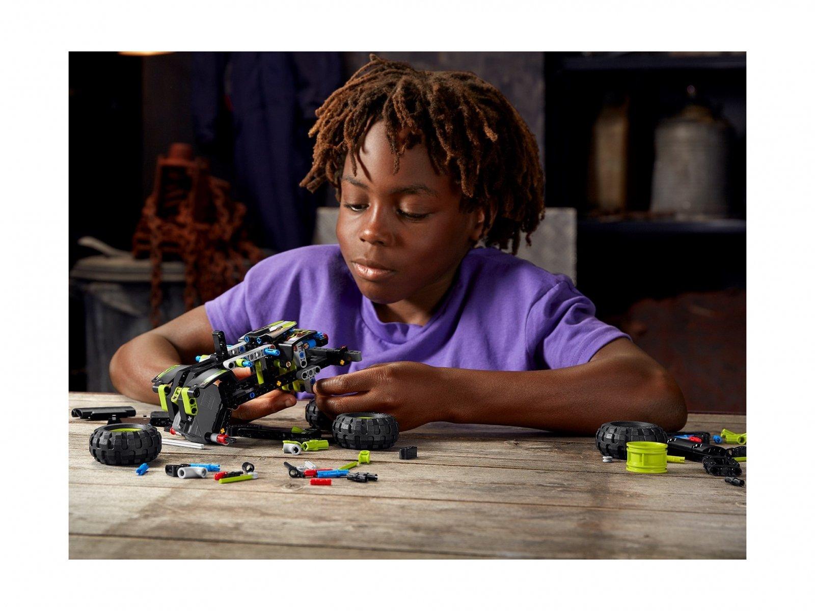 LEGO 42118 Technic Monster Jam®  Grave Digger®