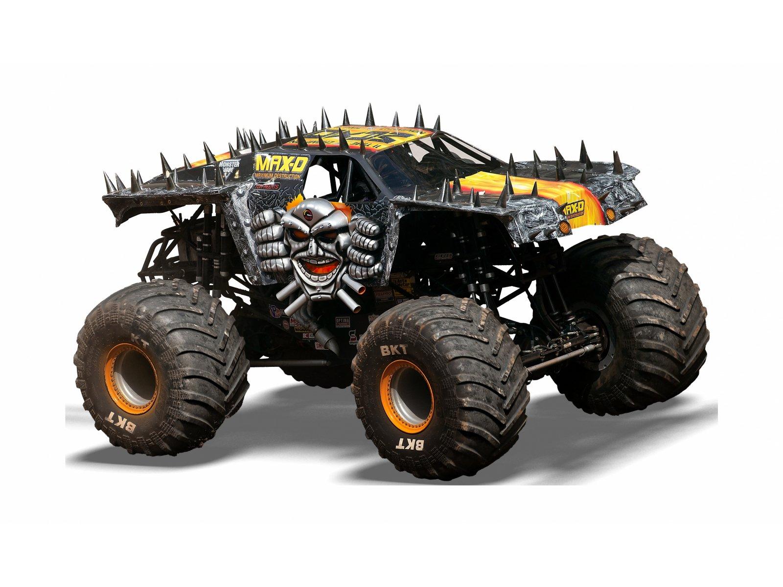 LEGO 42119 Monster Jam® Max-D®