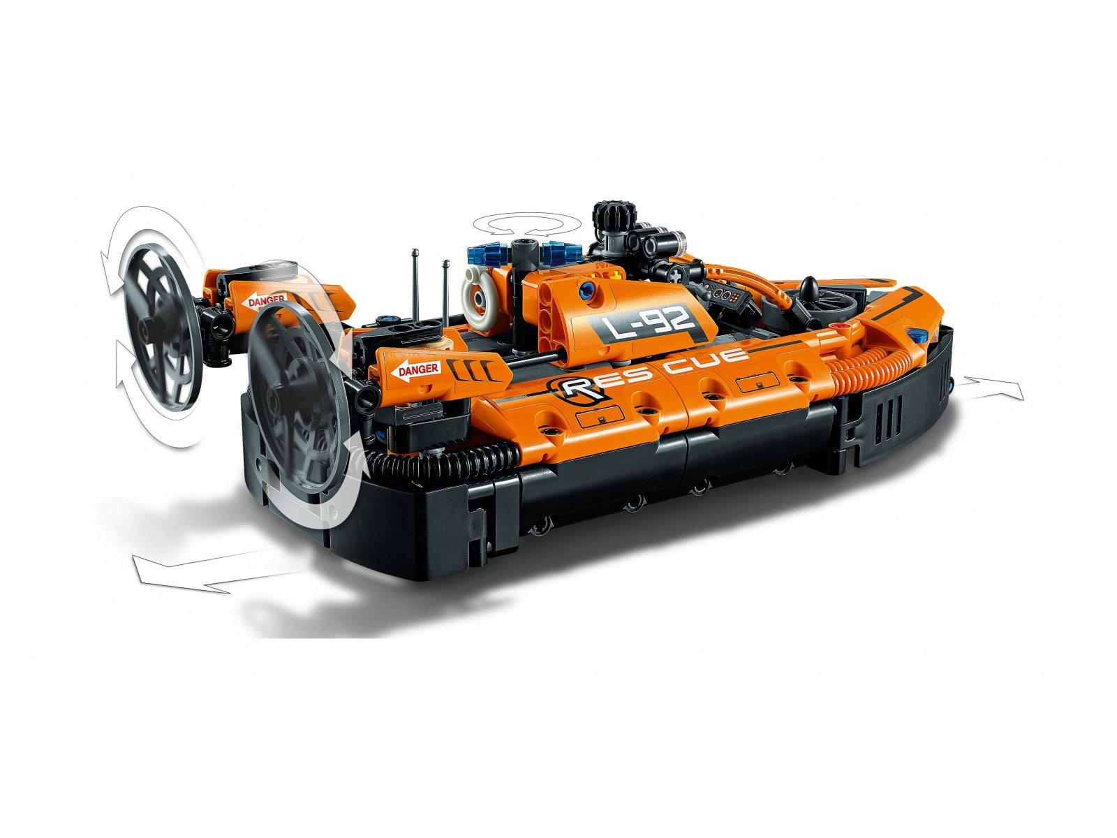 LEGO 42120 Poduszkowiec ratowniczy