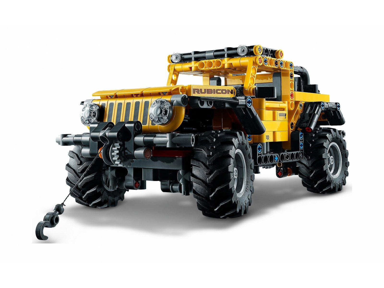 LEGO Technic 42122 Jeep® Wrangler