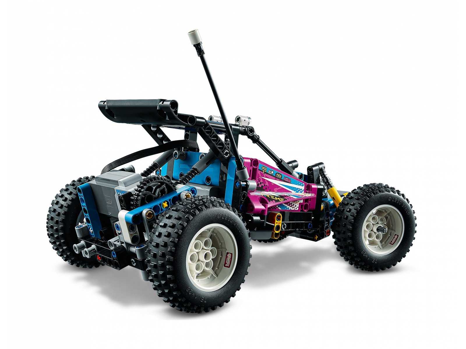 LEGO Technic Łazik terenowy 42124