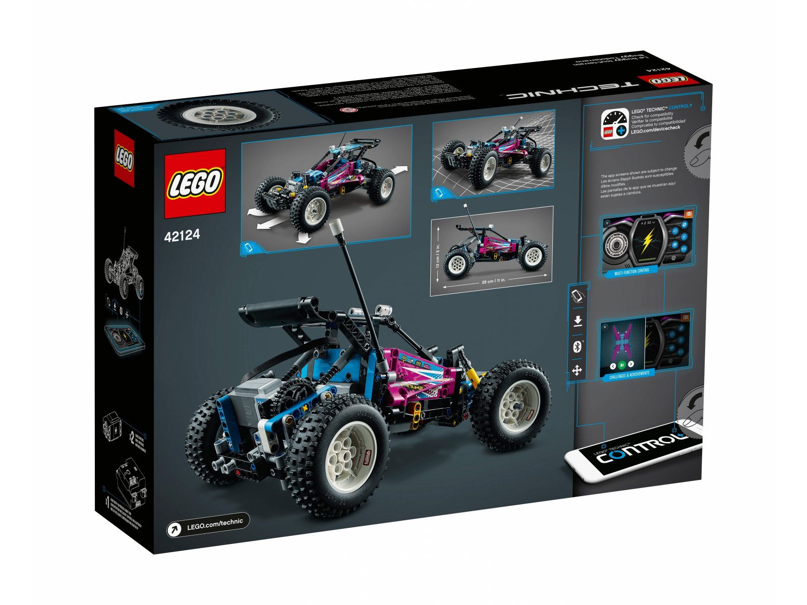 LEGO 42124 Technic Łazik terenowy