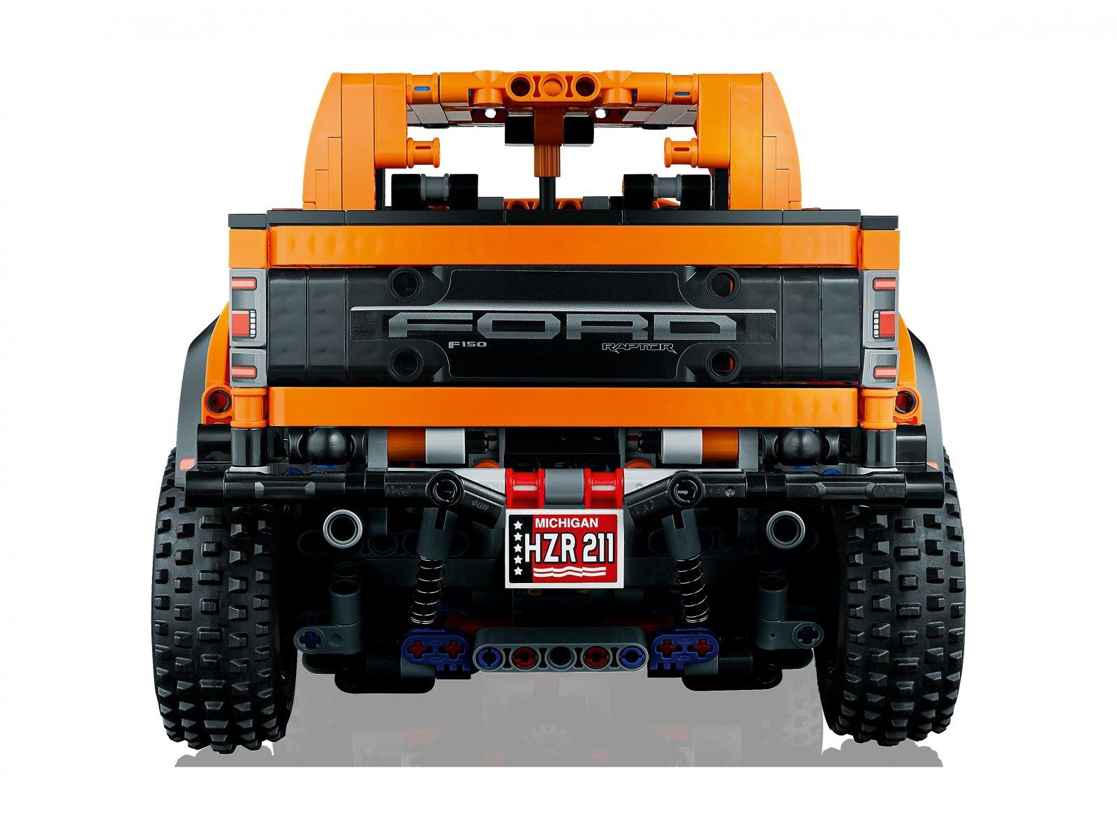 LEGO 42126 Ford® F-150 Raptor