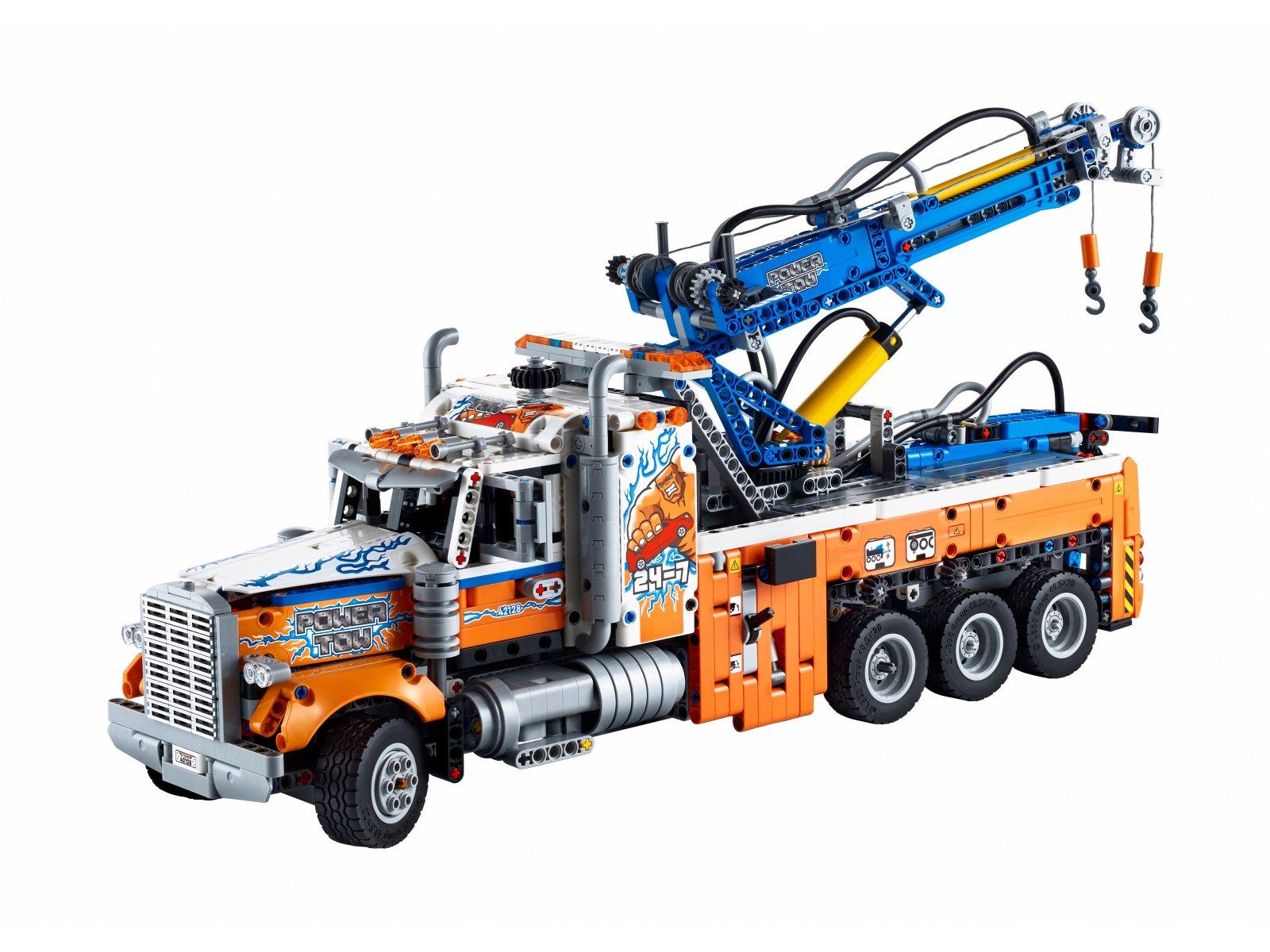 LEGO 42128 Technic Ciężki samochód pomocy drogowej