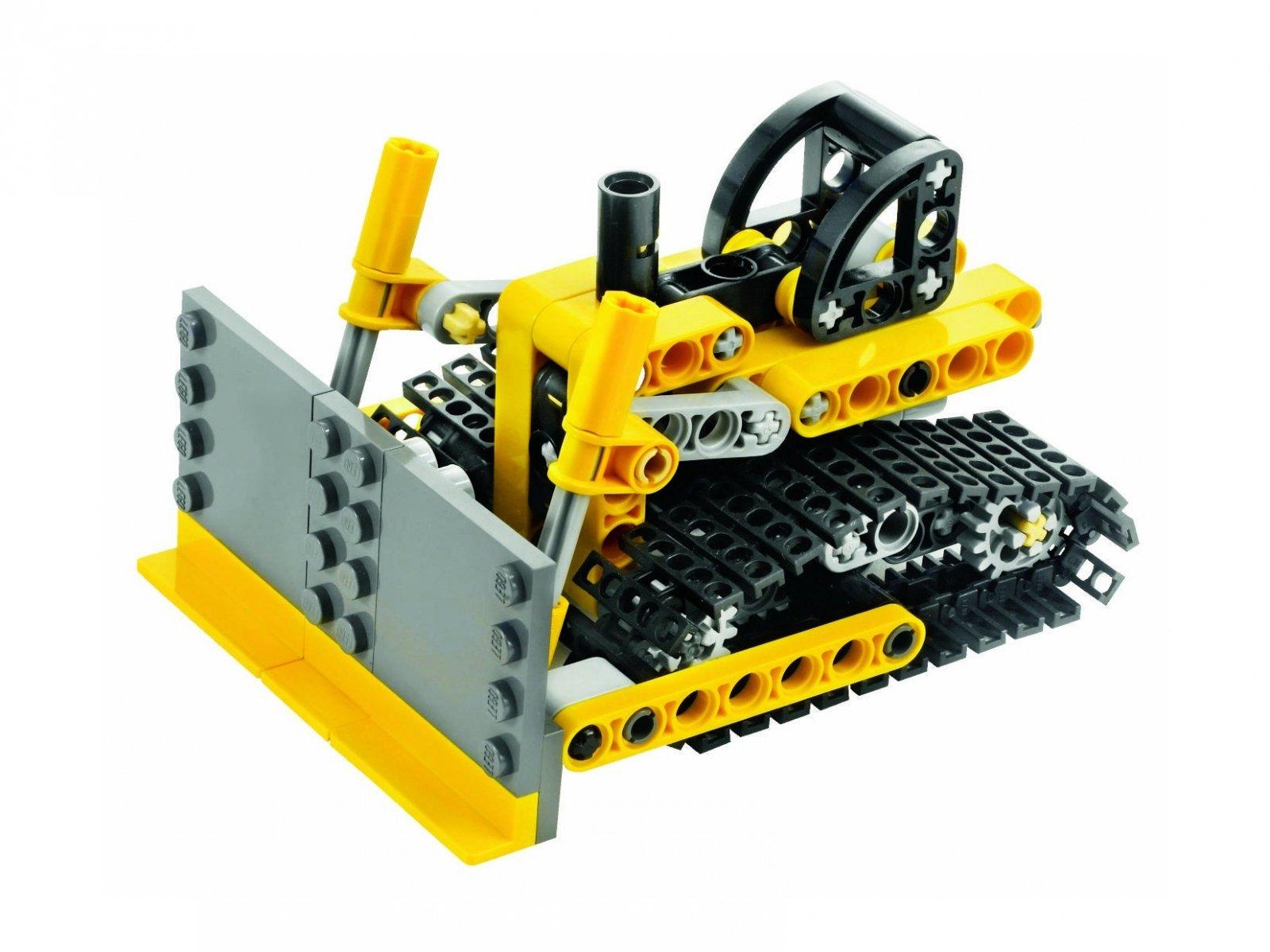 LEGO 8259 Technic Buldożer