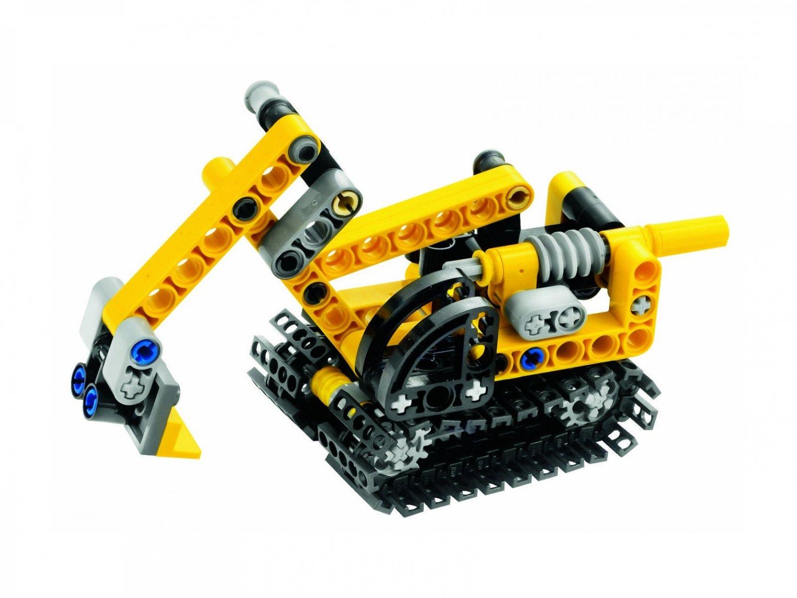 LEGO 8259 Buldożer
