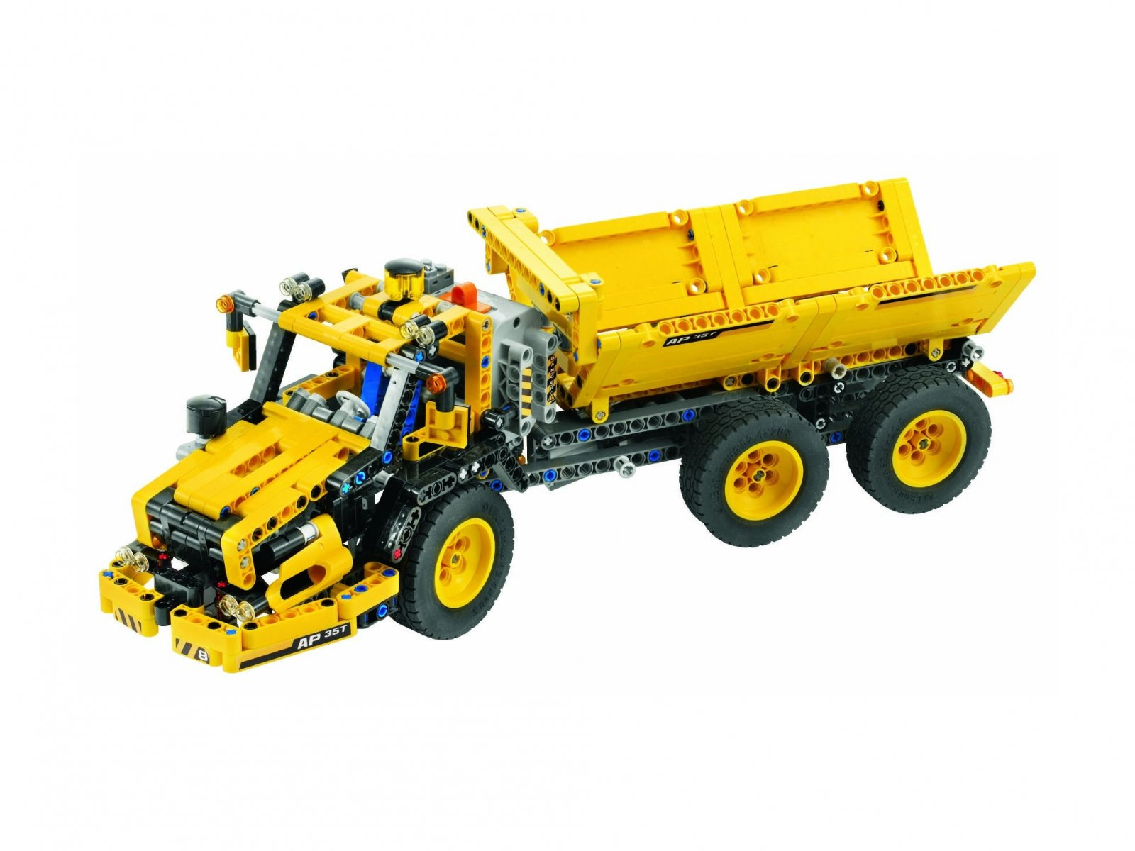 LEGO Technic 8264 Ciężarówka z naczepą