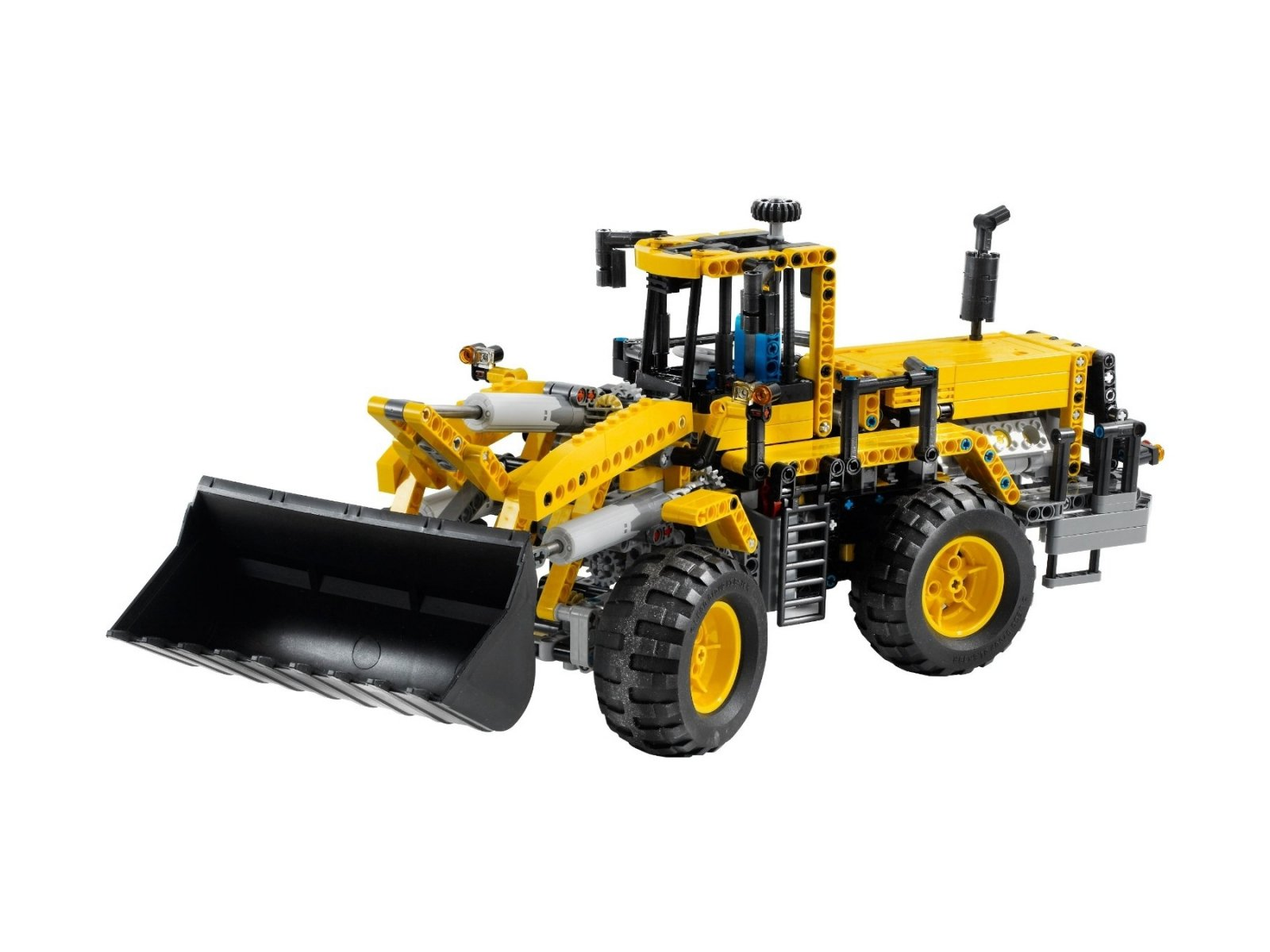 LEGO 8265 Technic Ładowarka