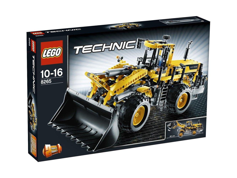 LEGO 8265 Ładowarka