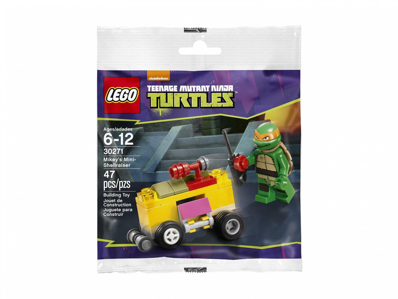 LEGO Teenage Mutant Ninja Turtles™ Mikey's Mini-Shellraiser 30271