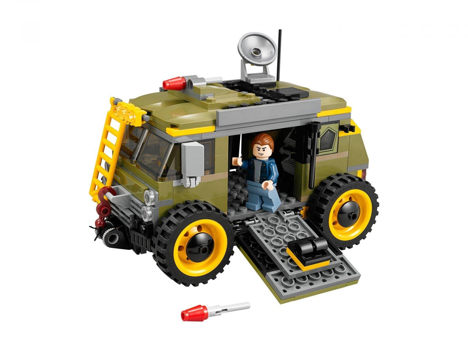 LEGO Teenage Mutant Ninja Turtles™ 79115 Furgonetka żółwi