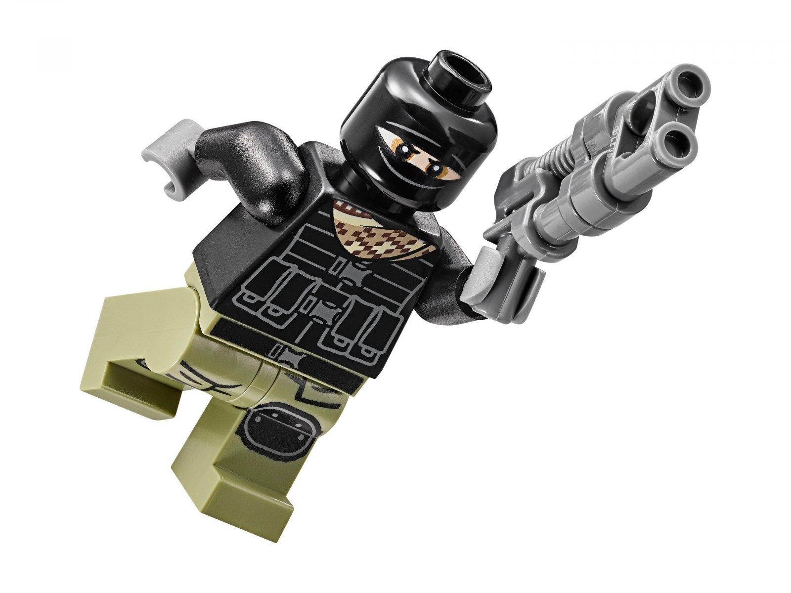 LEGO 79115 Teenage Mutant Ninja Turtles™ Furgonetka żółwi